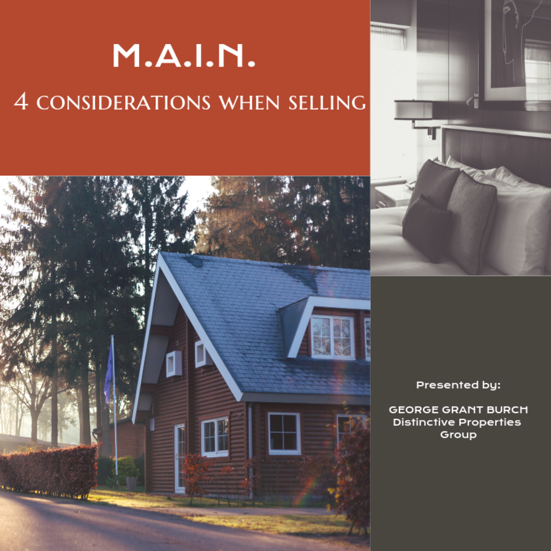 4 Main Considerations For Sellers- Introduction