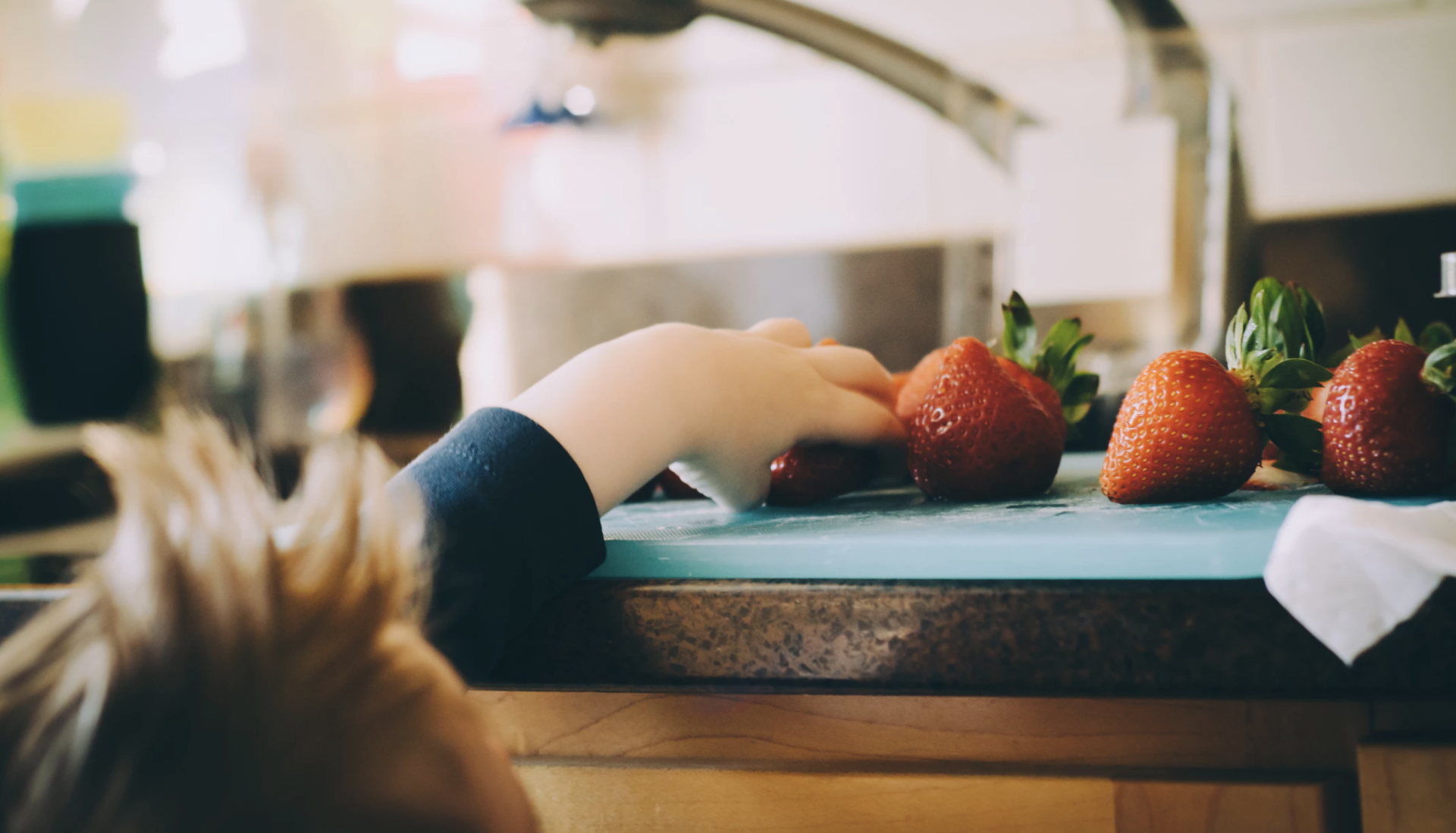 Revamping the Making of School Lunches