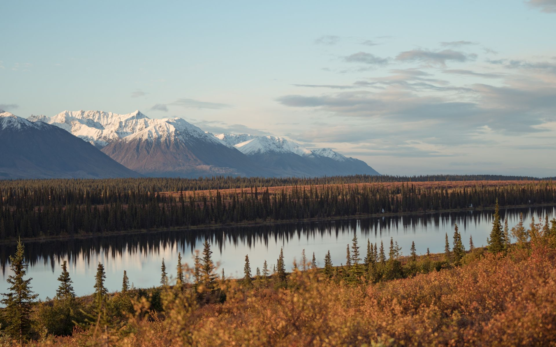 Things to do During Alaskan Autumn