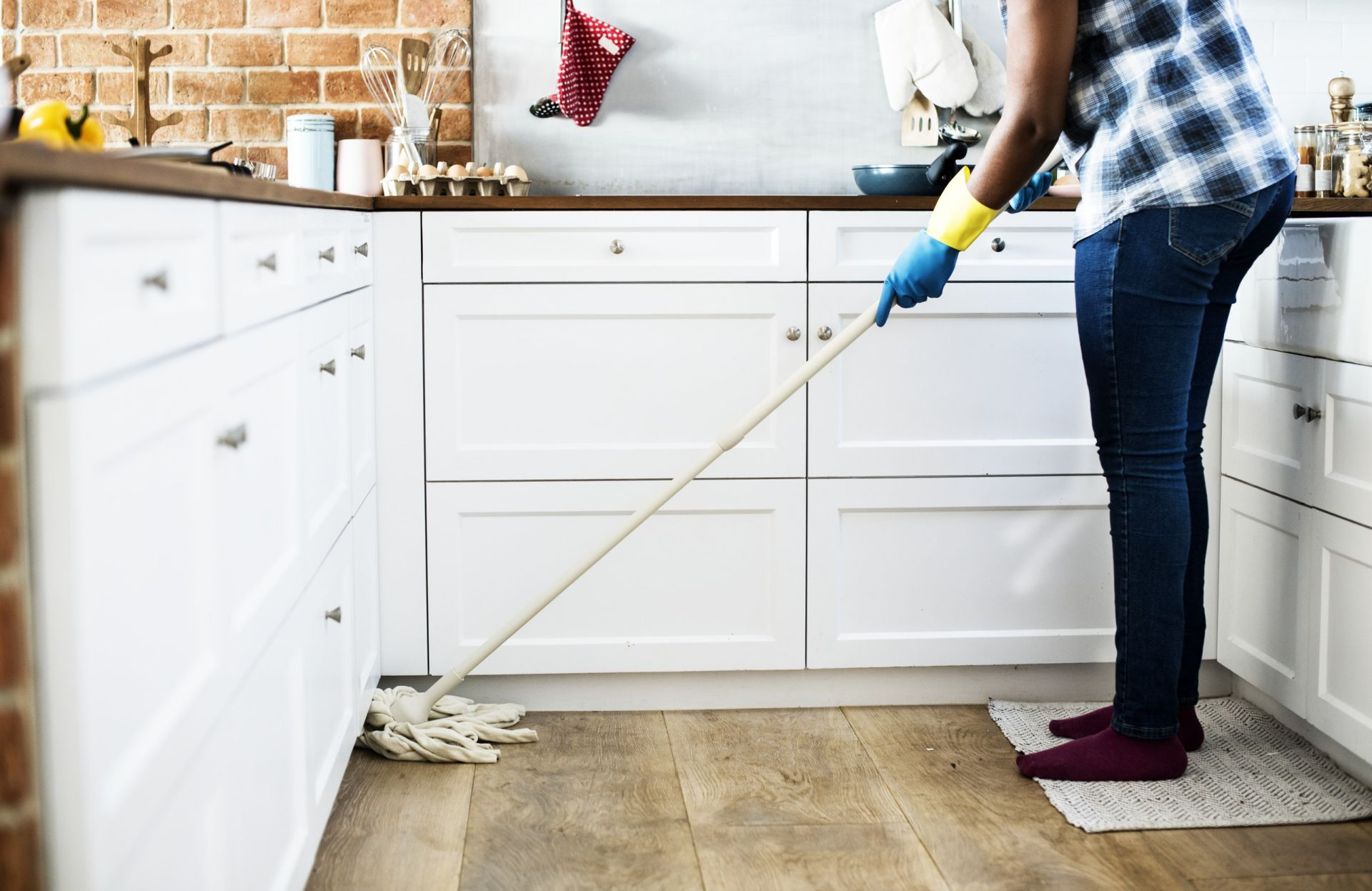Keeping Up With a Clean Home