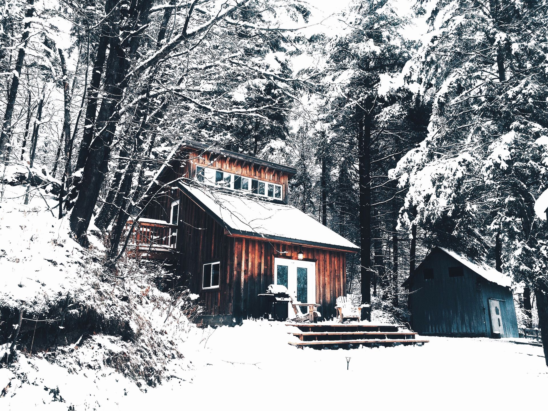 5 Reasons to Buy a Home in the Winter