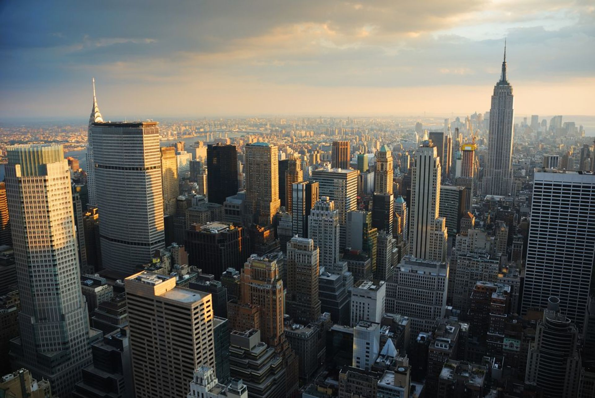 New York City's most iconic buildings, mapped