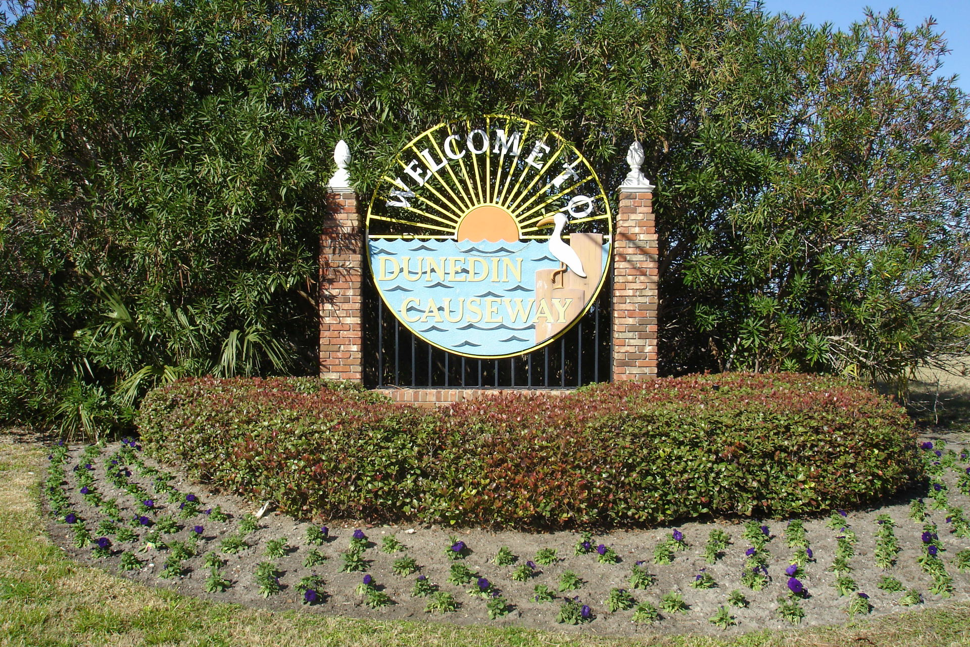 Things to do in Dunedin along the Pinellas Bike Trail