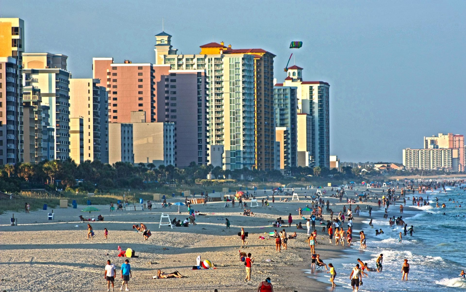 Myrtle Beach Ranks Among Fastest Growing Metropolitan Areas in the Nation, Again