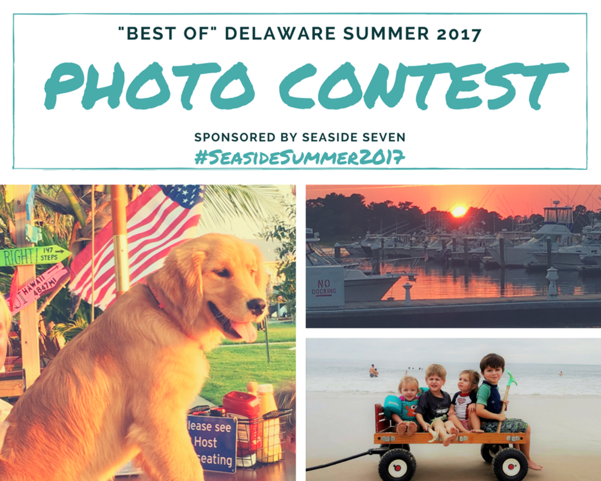 Seaside Seven Photo Contest – Official Rules