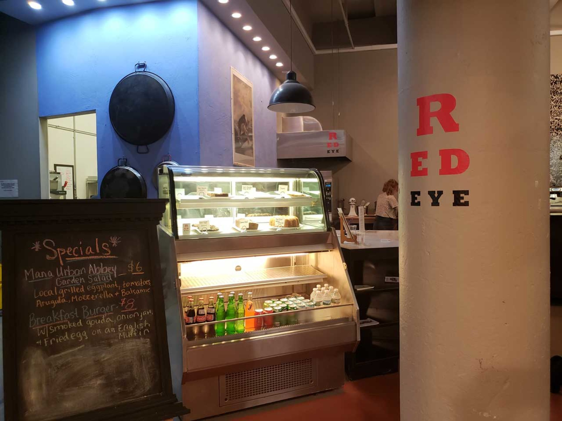 Red Eye Cafe Now Open at Mana Contemporary