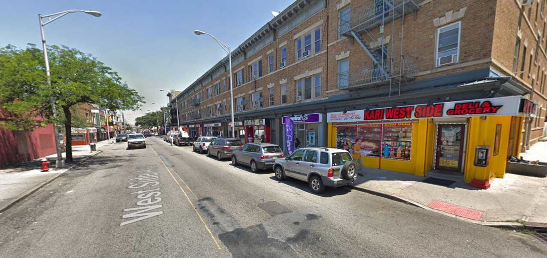 West Side Avenue Could Become Jersey City's Newest Special Improvement District