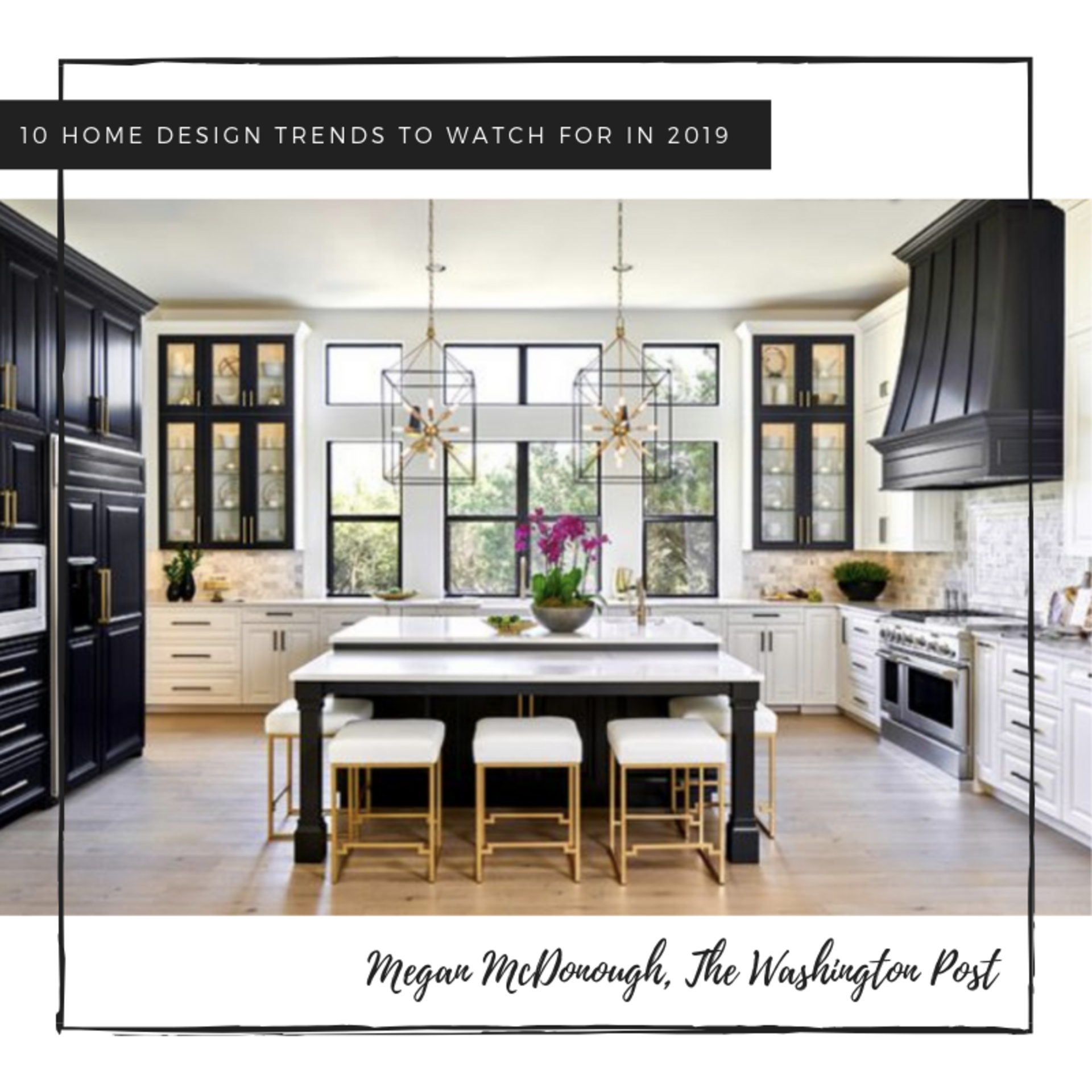 10 Home Design Trends To Look Out For in 2019!