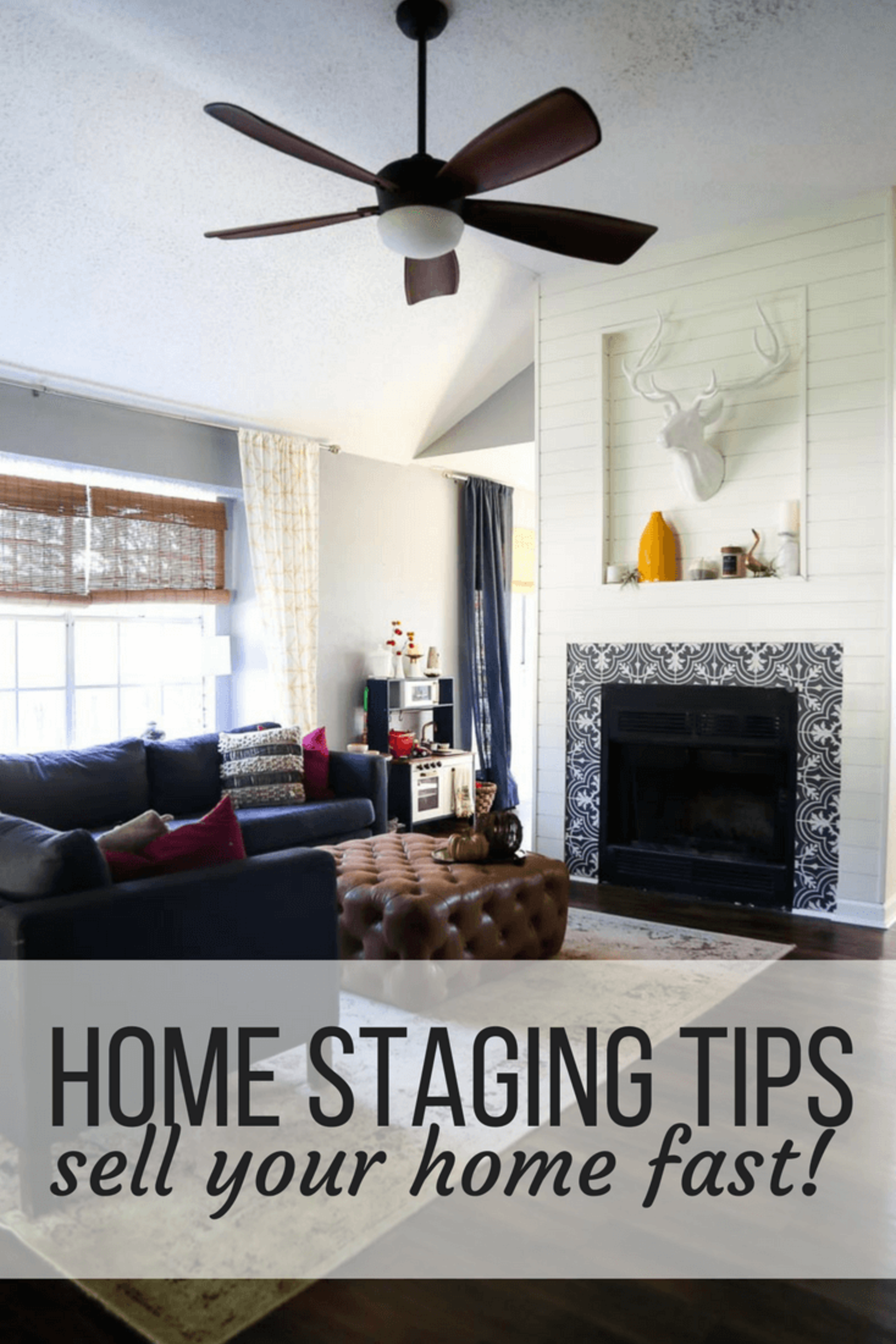 The Staging Guide Checklist Ready, set, stage!