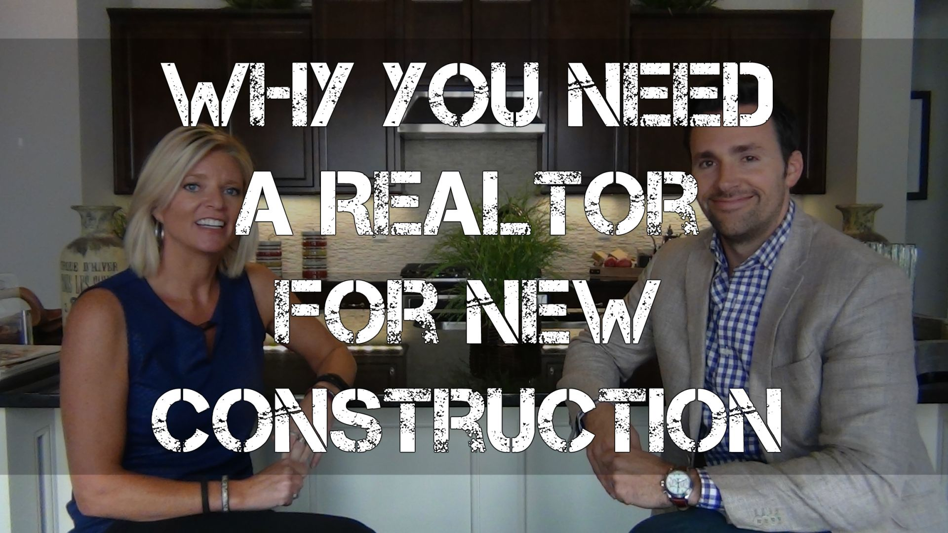 You need a Realtor when building a house?