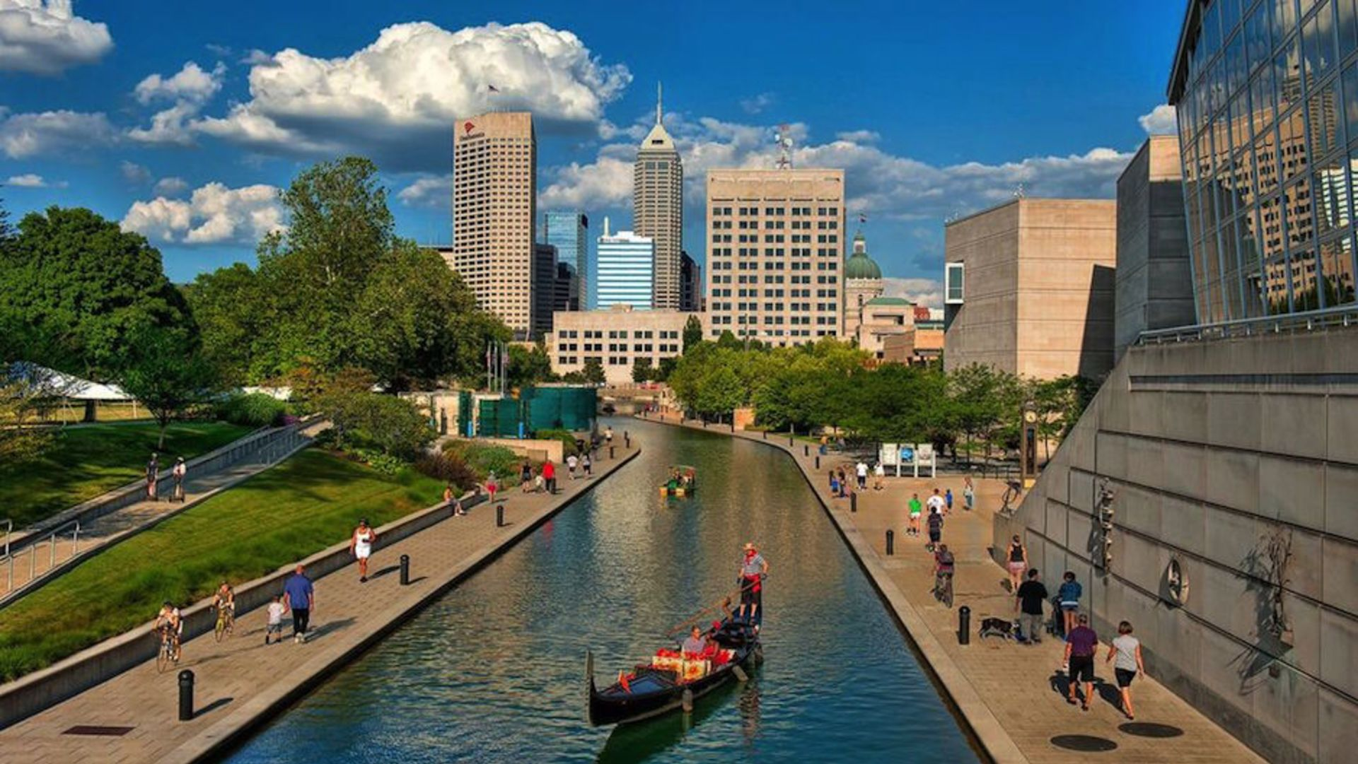 Staycation in Indy: Explore the best Indy has to offer!