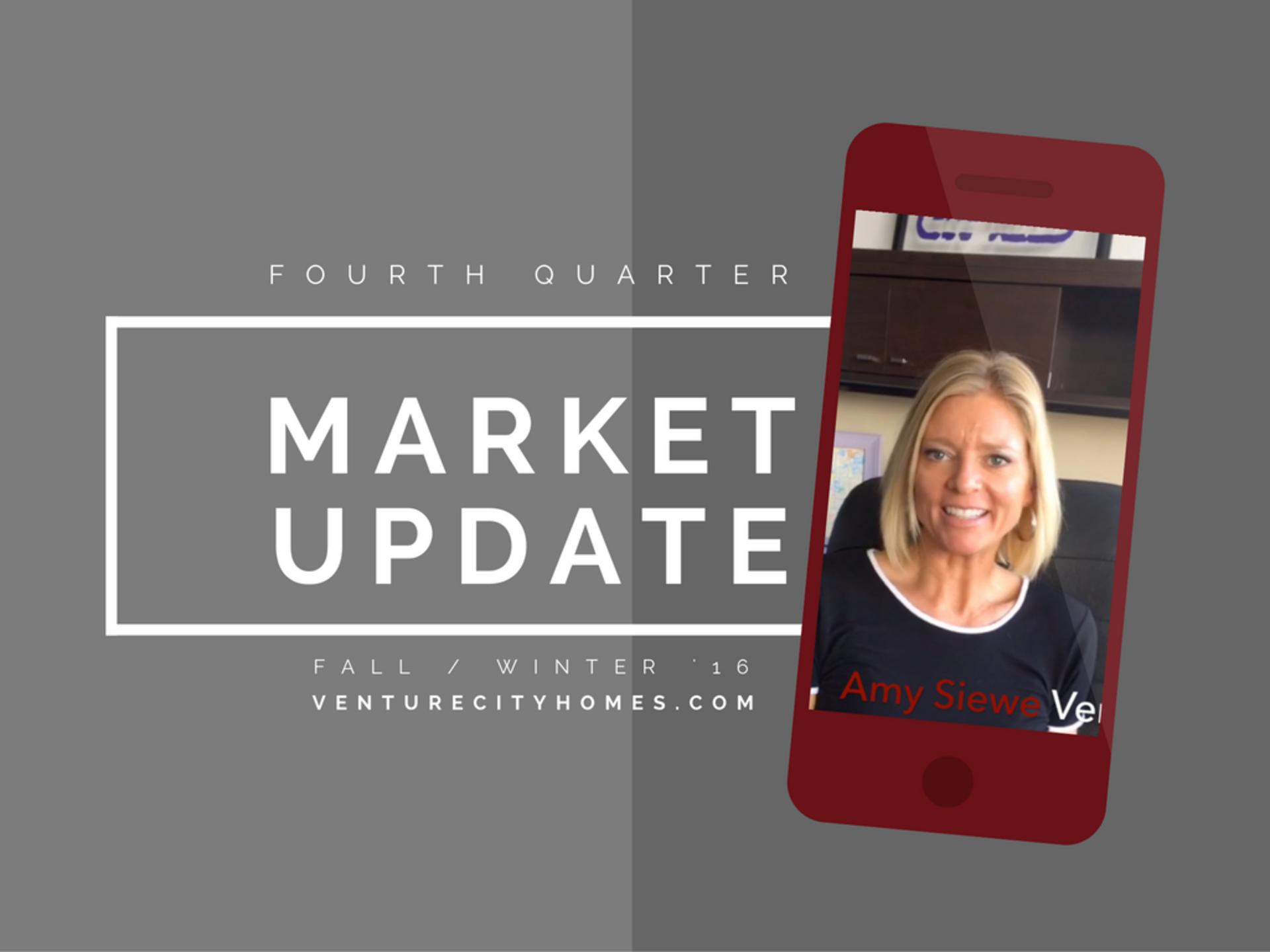 Fourth Quarter Market Update, November 2016