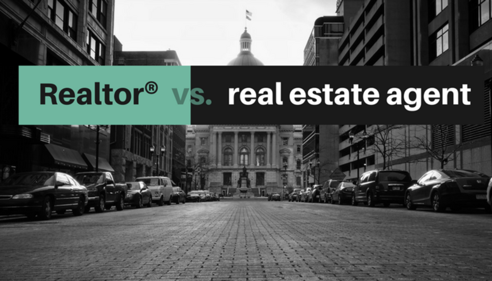 What's the Difference between a Realtor® and a real estate agent?