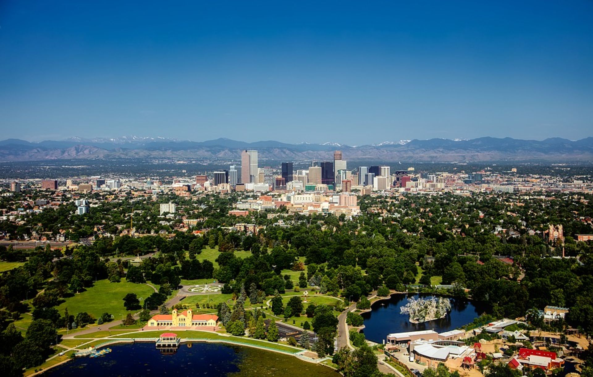 Denver among the top cities to live in