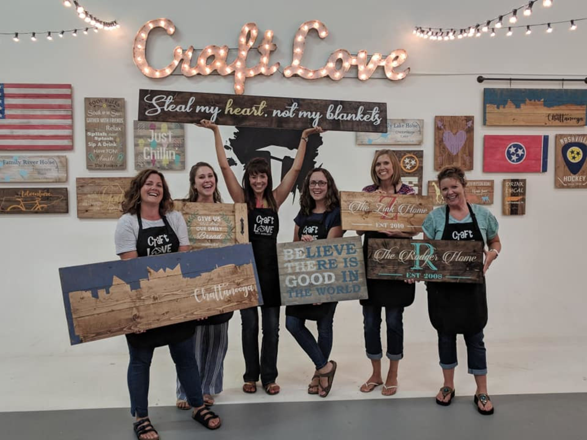 Craft Love Chattanooga:  A DIY that's Worth It!
