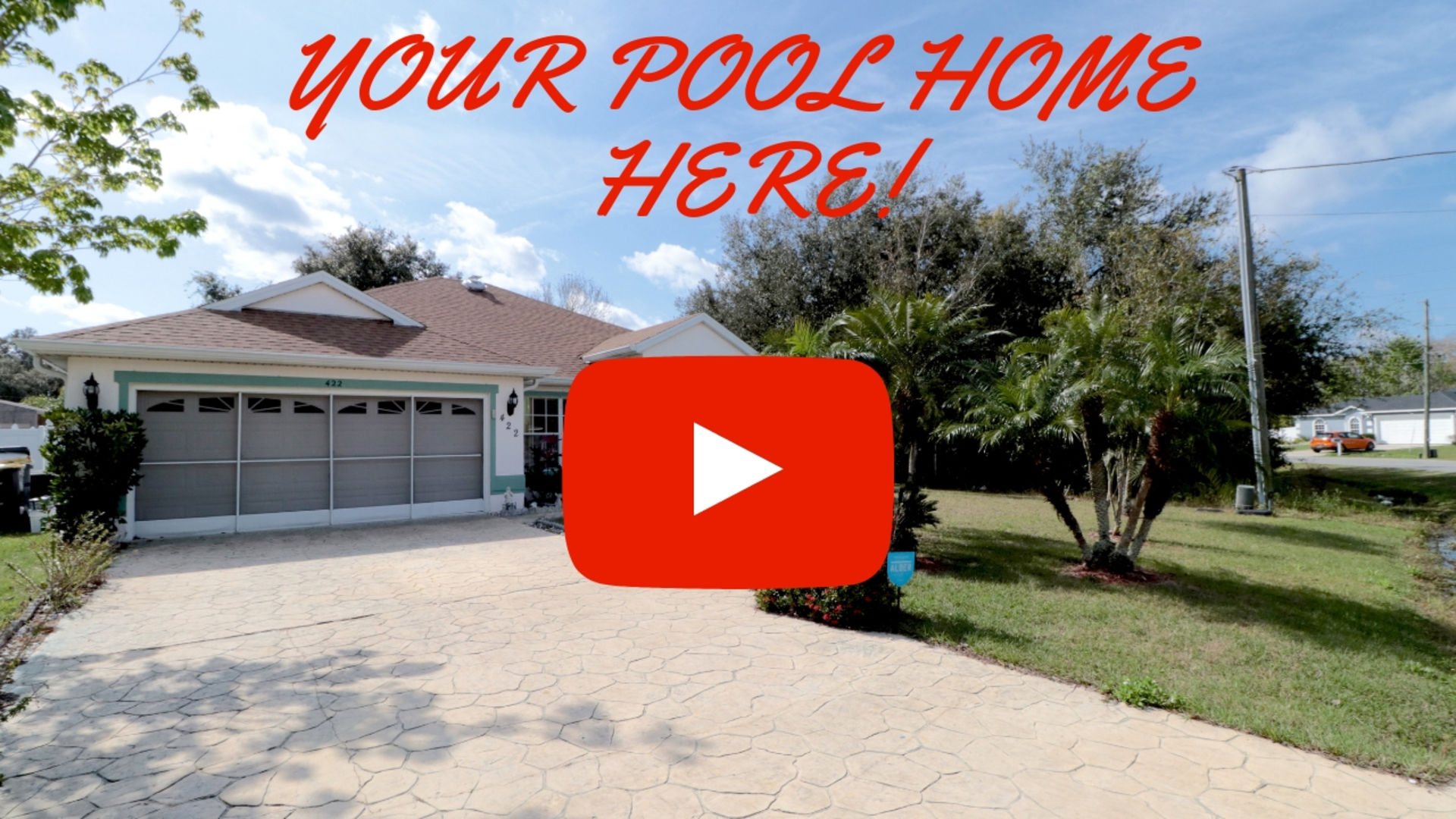 Video of 422 Eagle Dr Poinciana, FL 34759