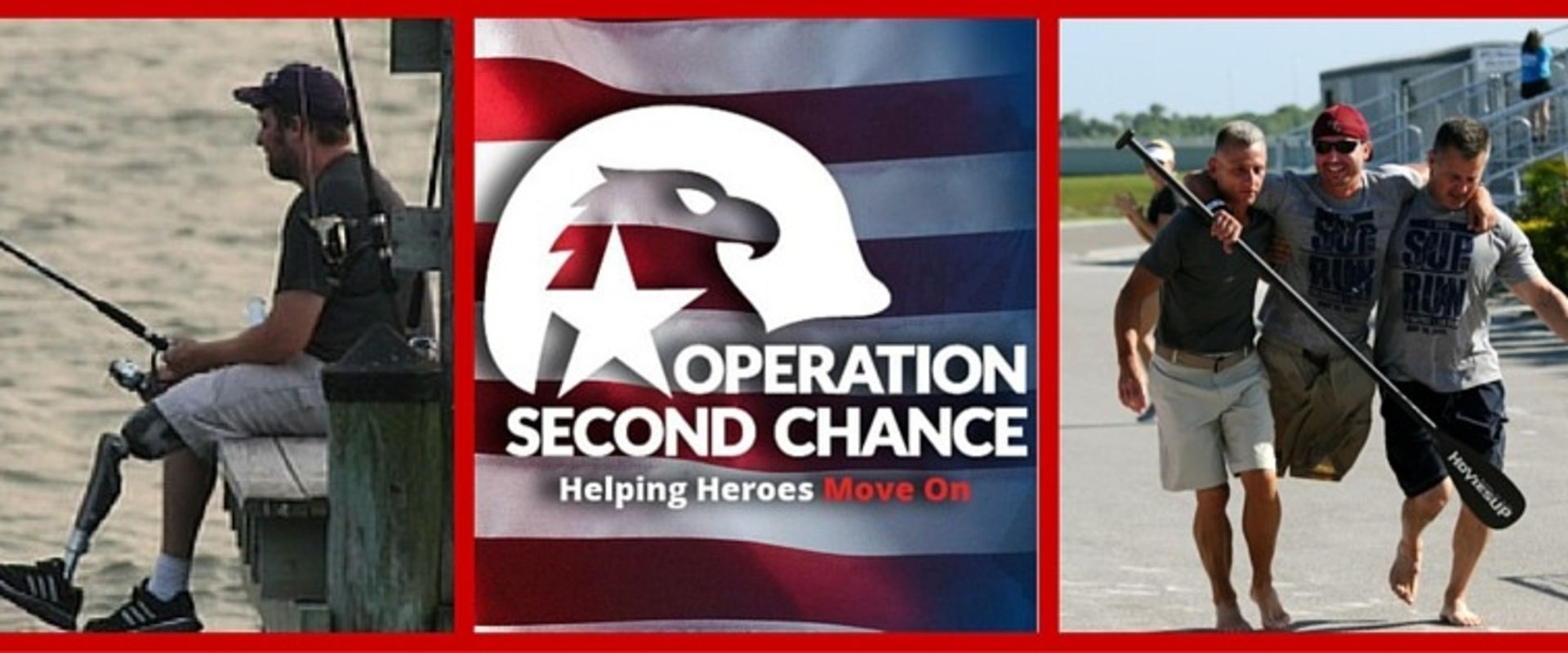 Operation Second Chance Will Be Hosted at the October 8th MAM Dinner