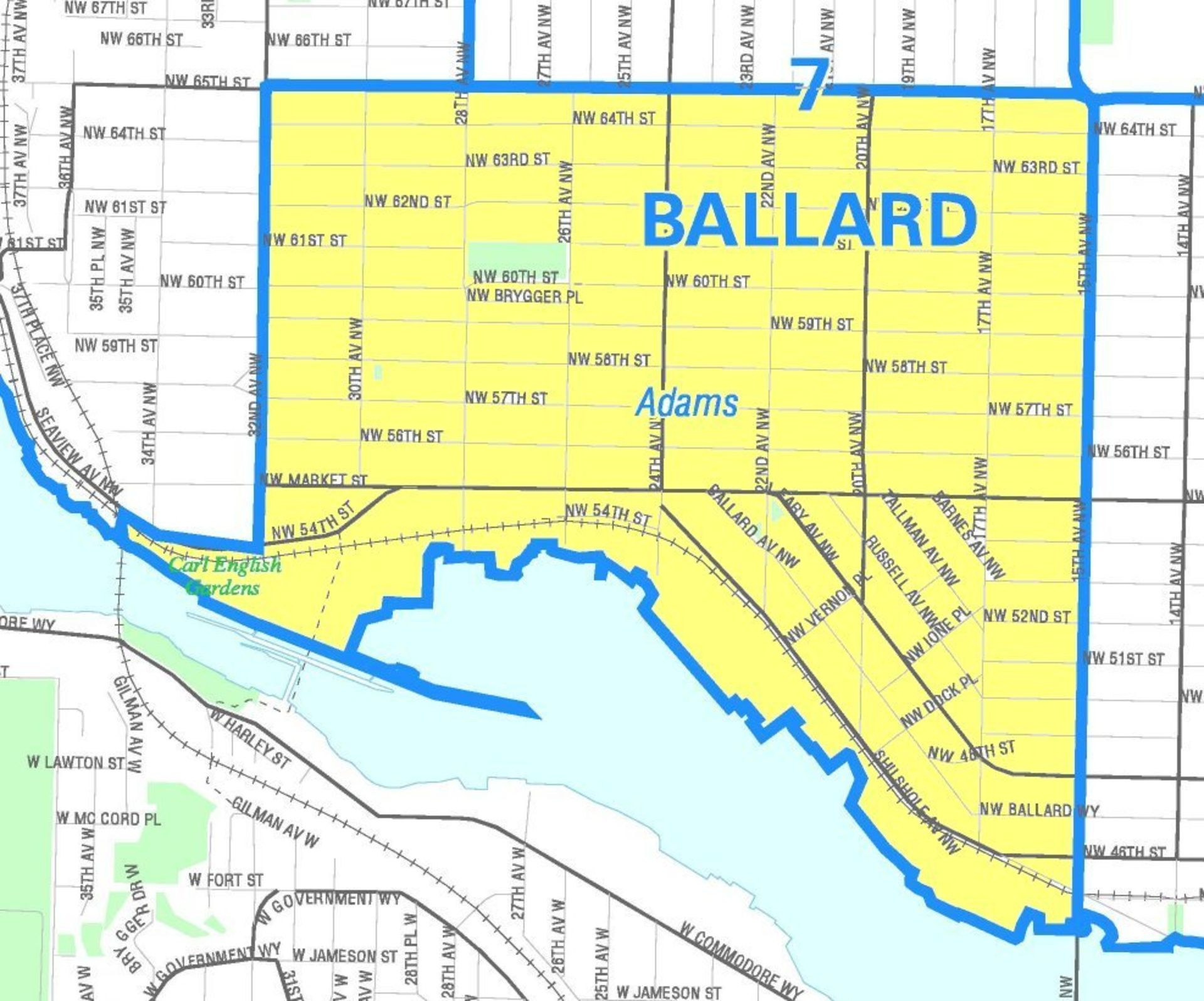 Neighborhood Profile: Ballard