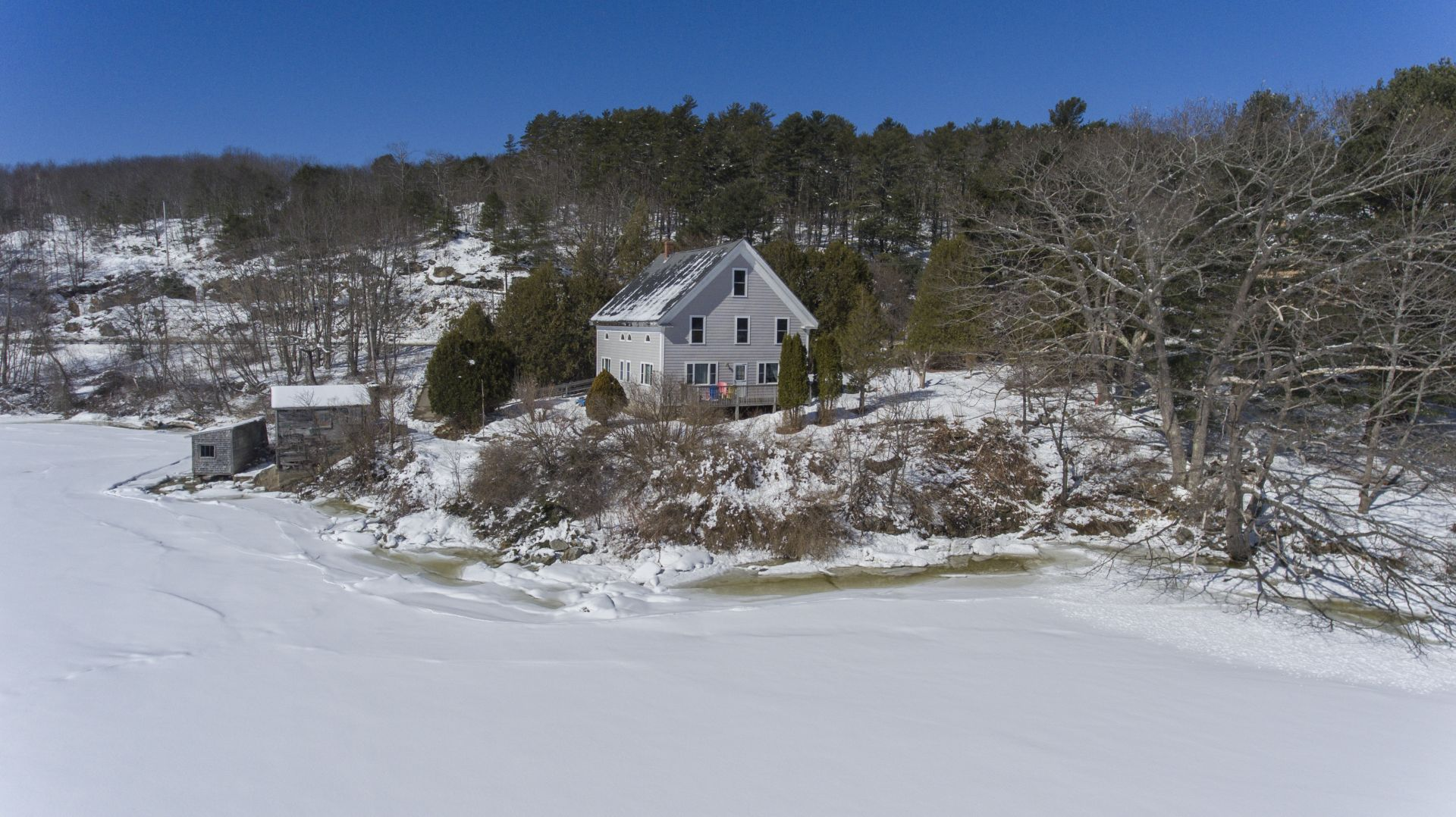 JUST LISTED – 8 Williams Court, Bath, ME | Waterfront