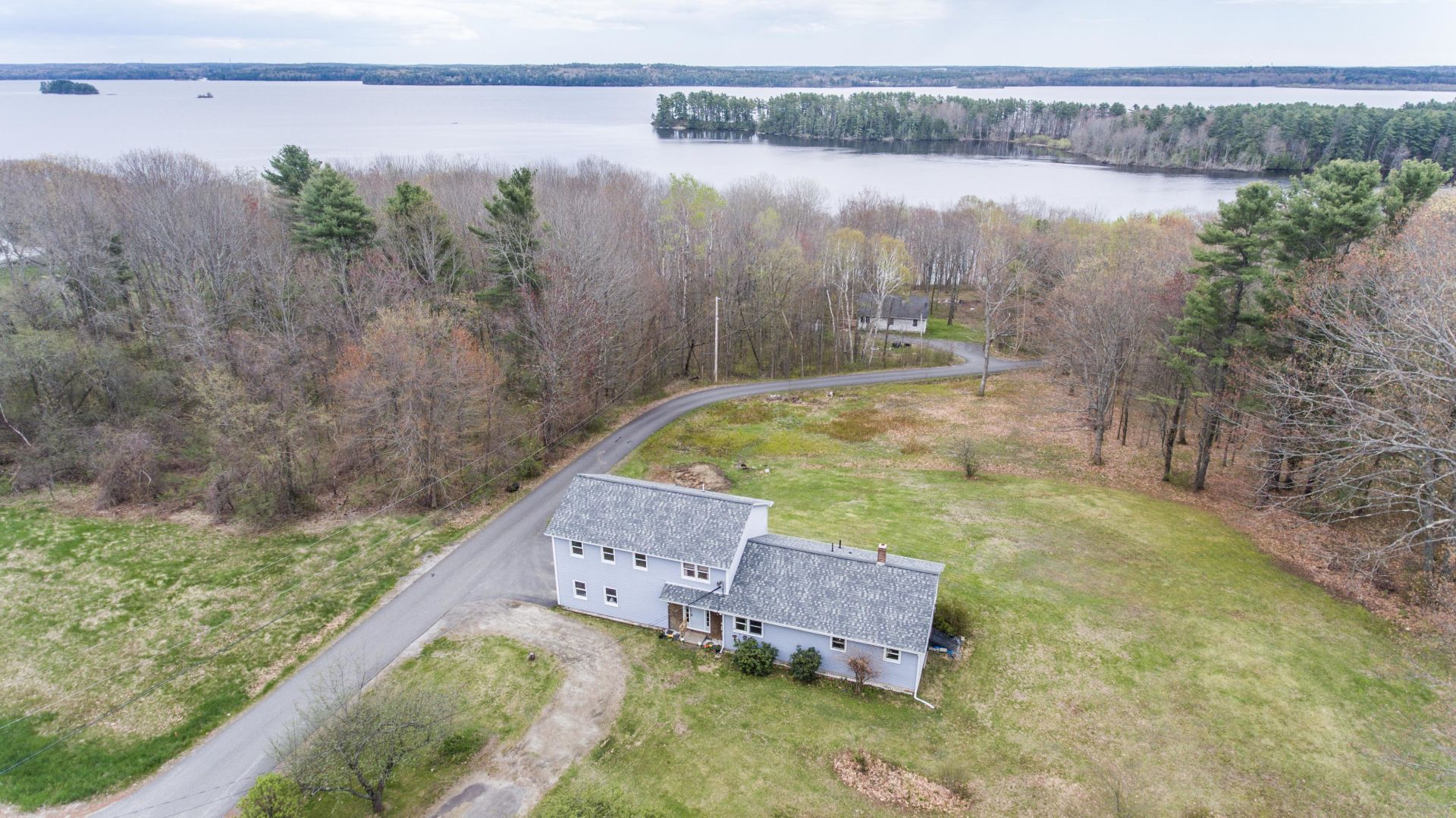 JUST LISTED – 520 Bay Road, Bowdoinham, ME