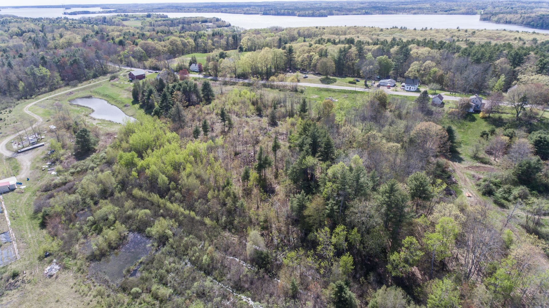 JUST LISTED – Lot 16 River Road, Dresden, ME
