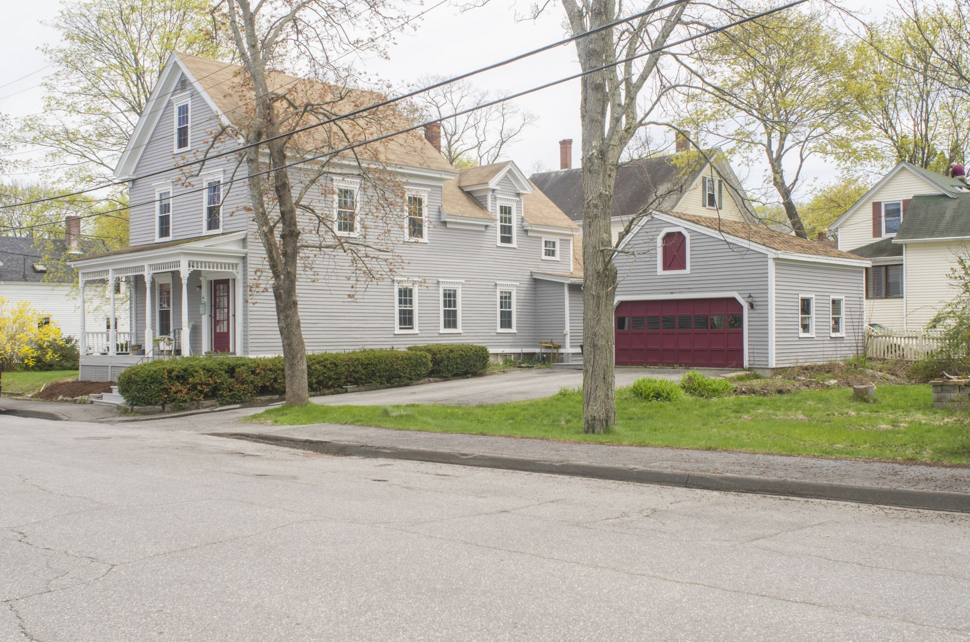 JUST LISTED – 46 Western Avenue, Bath, ME
