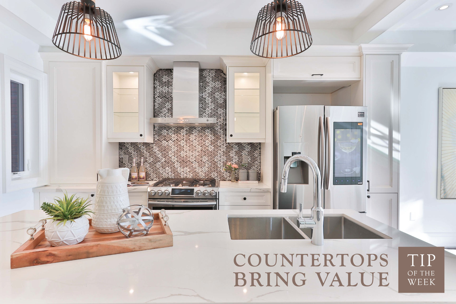Countertops Bring Value