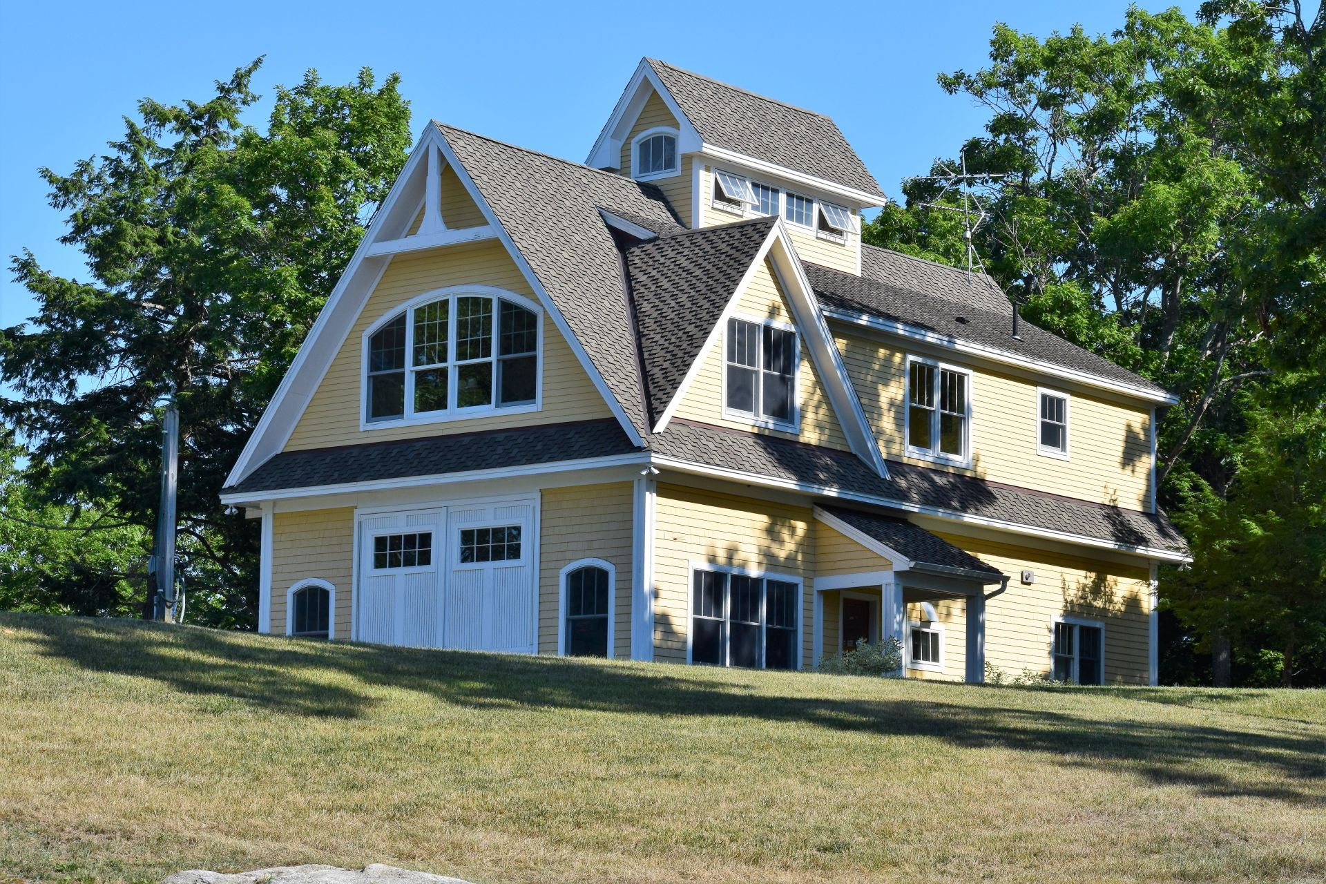 JUST LISTED – 6 Cochran Road, Edgecomb, ME