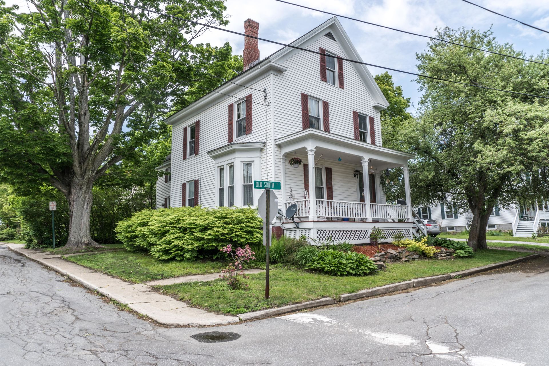SOLD | 2 Old South Place, Bath, ME