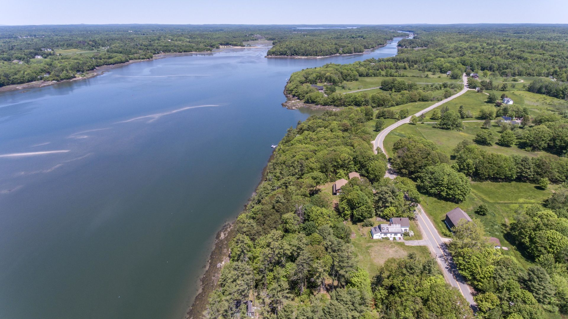 JUST LISTED – 537 Fosters Point Road, West Bath, ME
