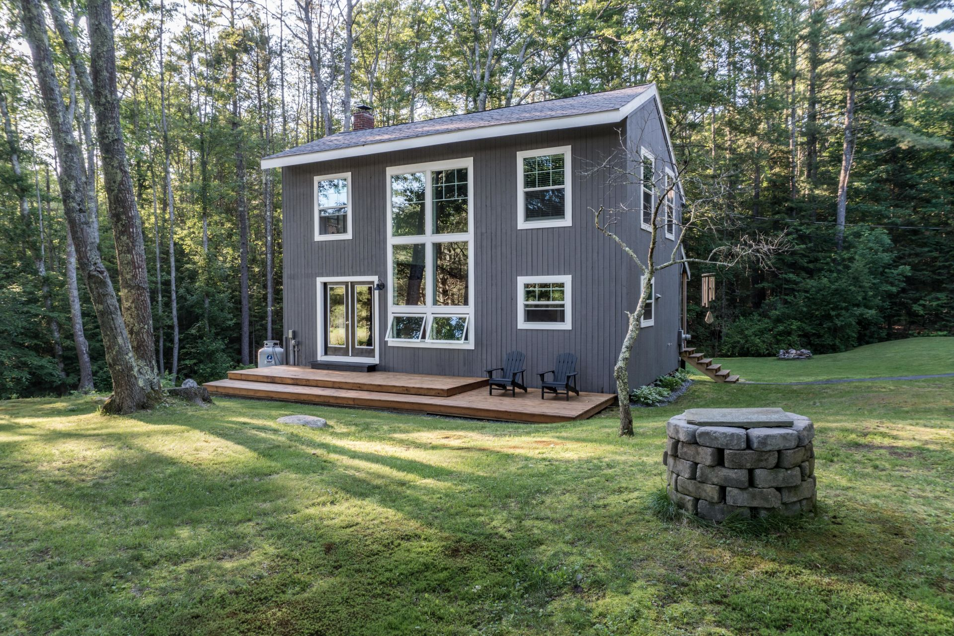 JUST LISTED – 484 Mountain Road, Woolwich, ME