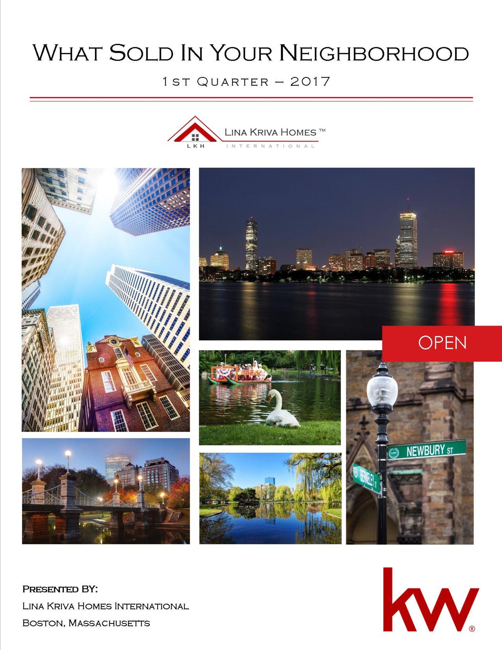 1st Quarter Report 2017