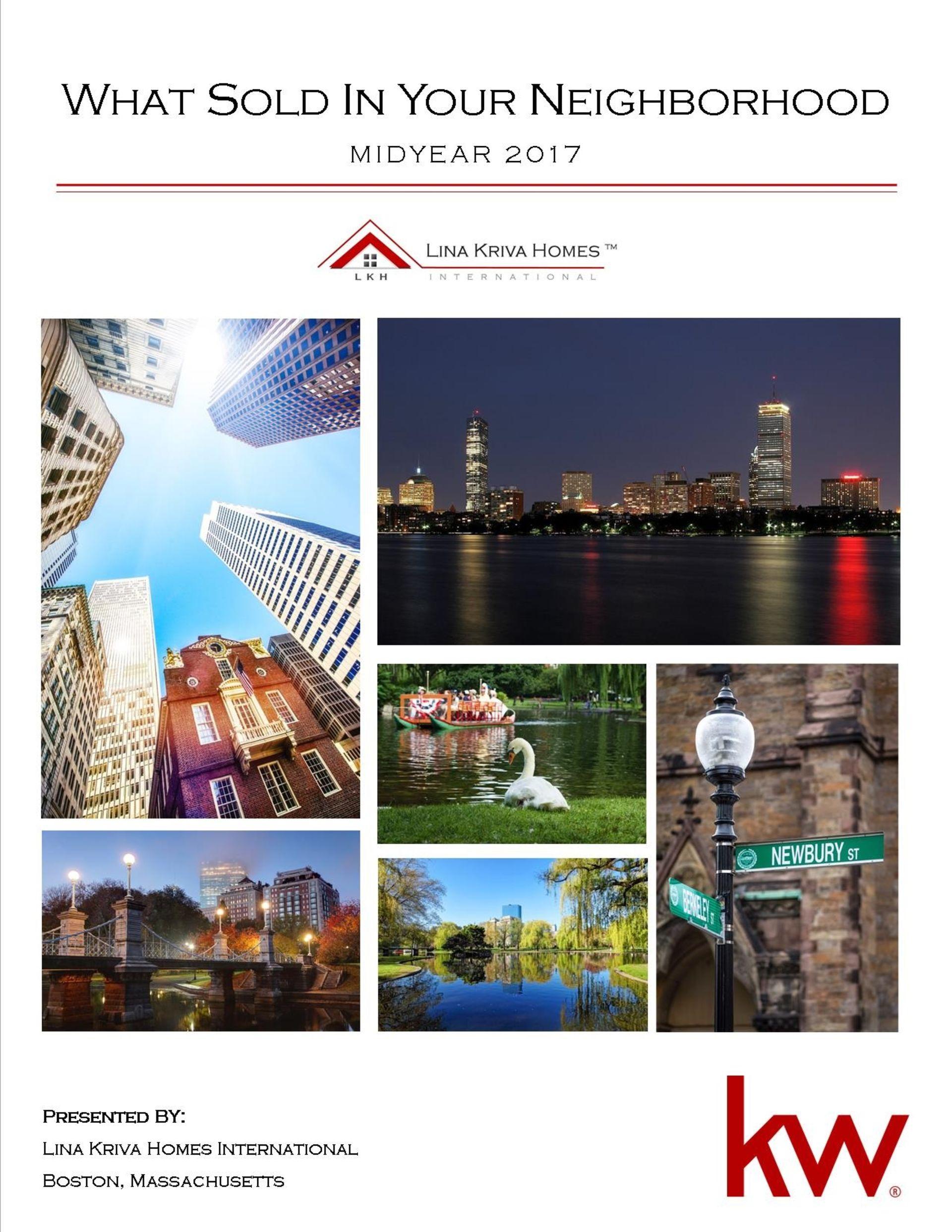 Your Neighborhood Market Midyear Report 2017