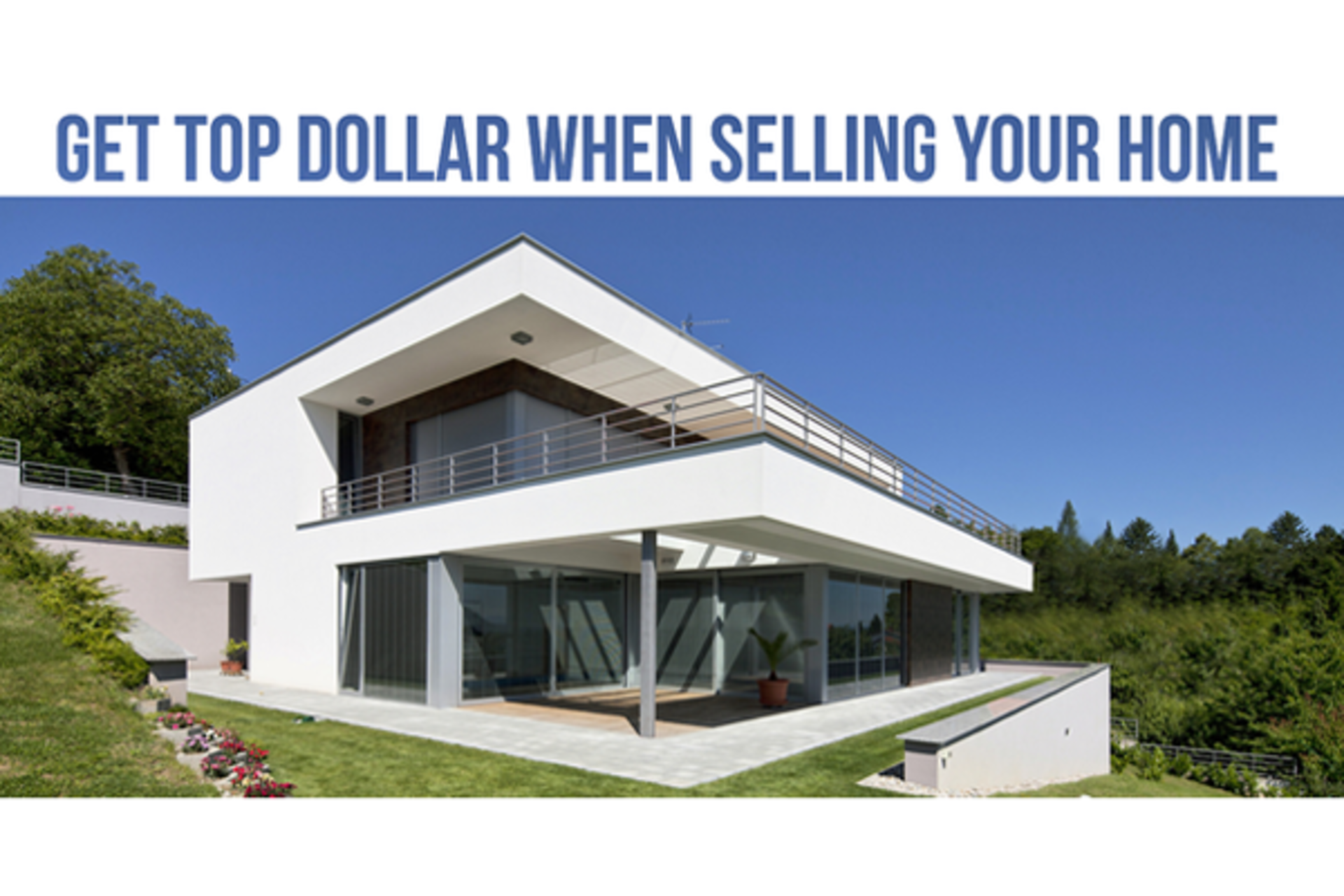Get Top Dollar When Selling
