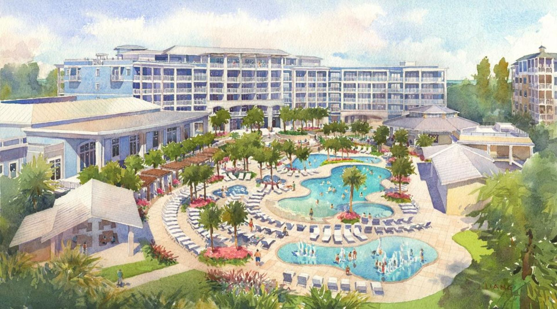 Wild Dunes Resort Adding a Hotel to Isle of Palms