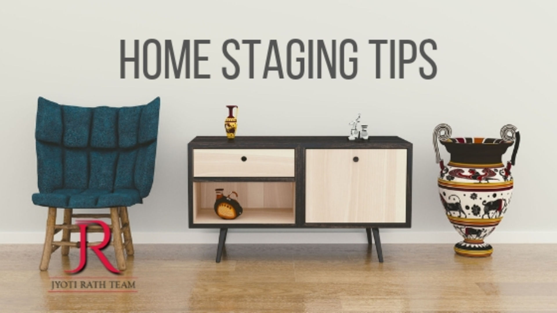 How to Stage Your Home While You Live In It