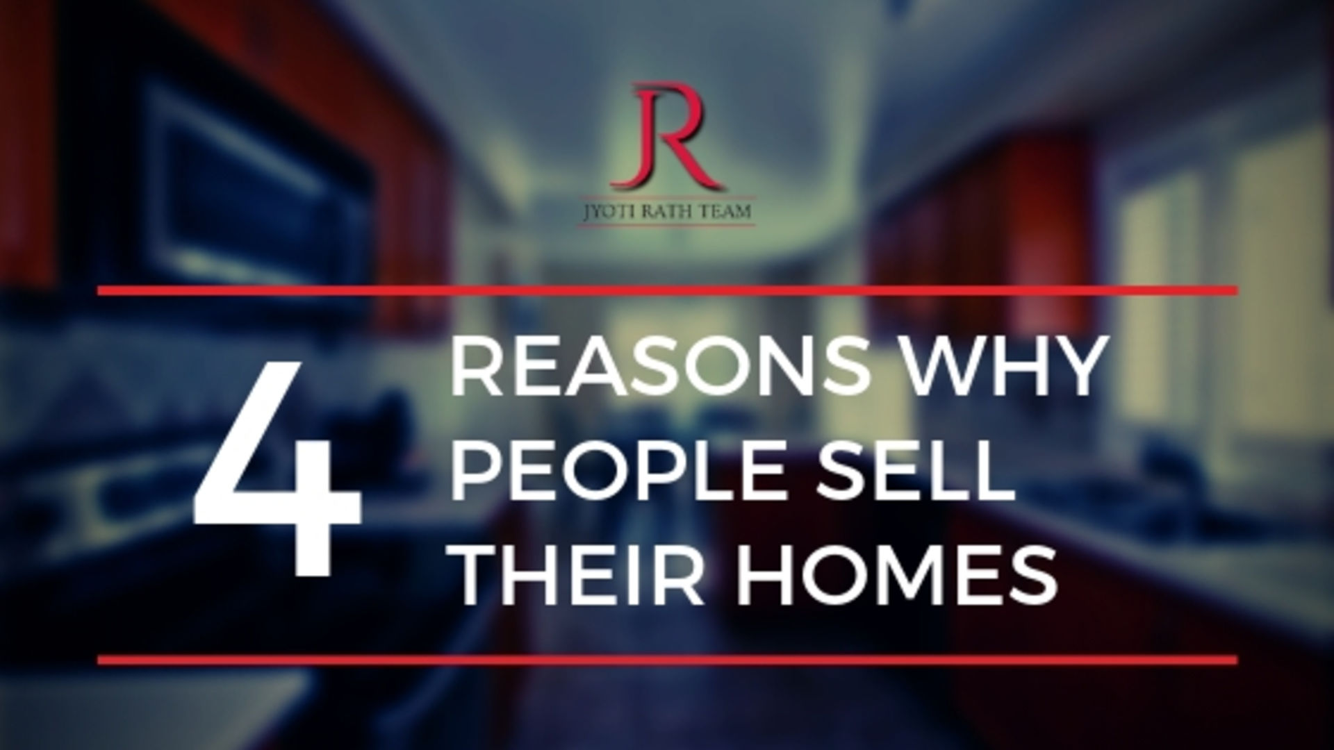 Reasons Why People Sell Their Homes
