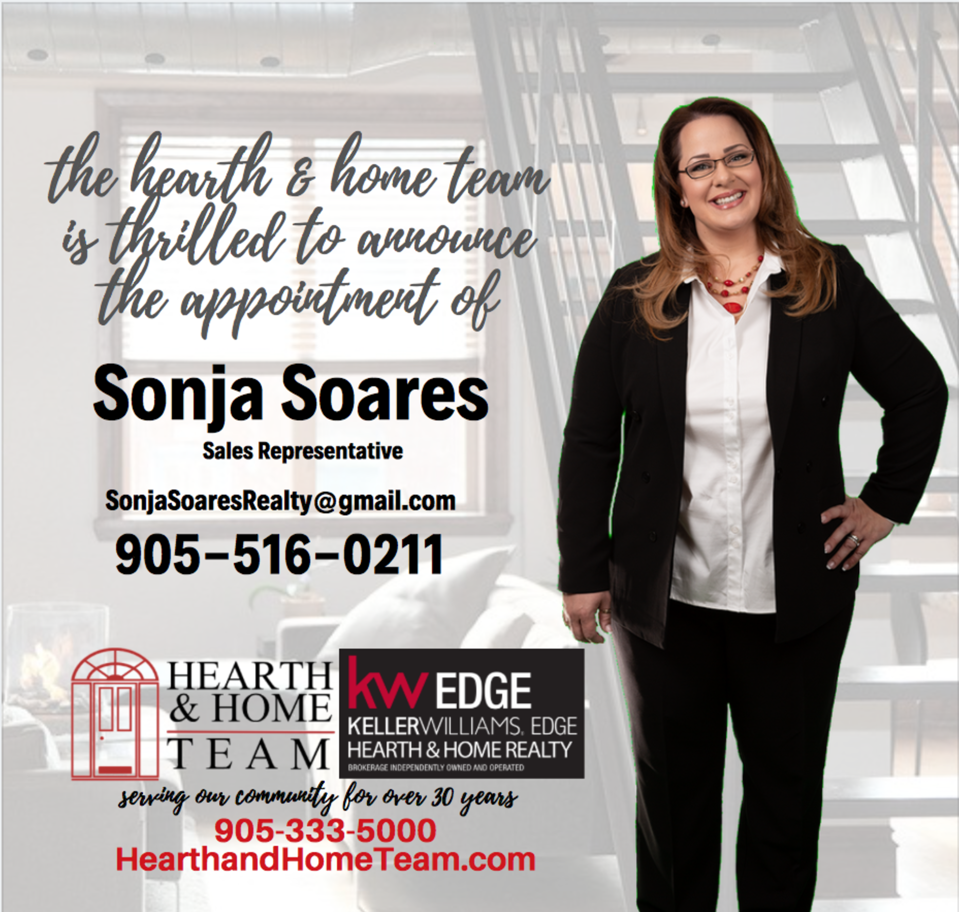 Welcome to Sonja Soares