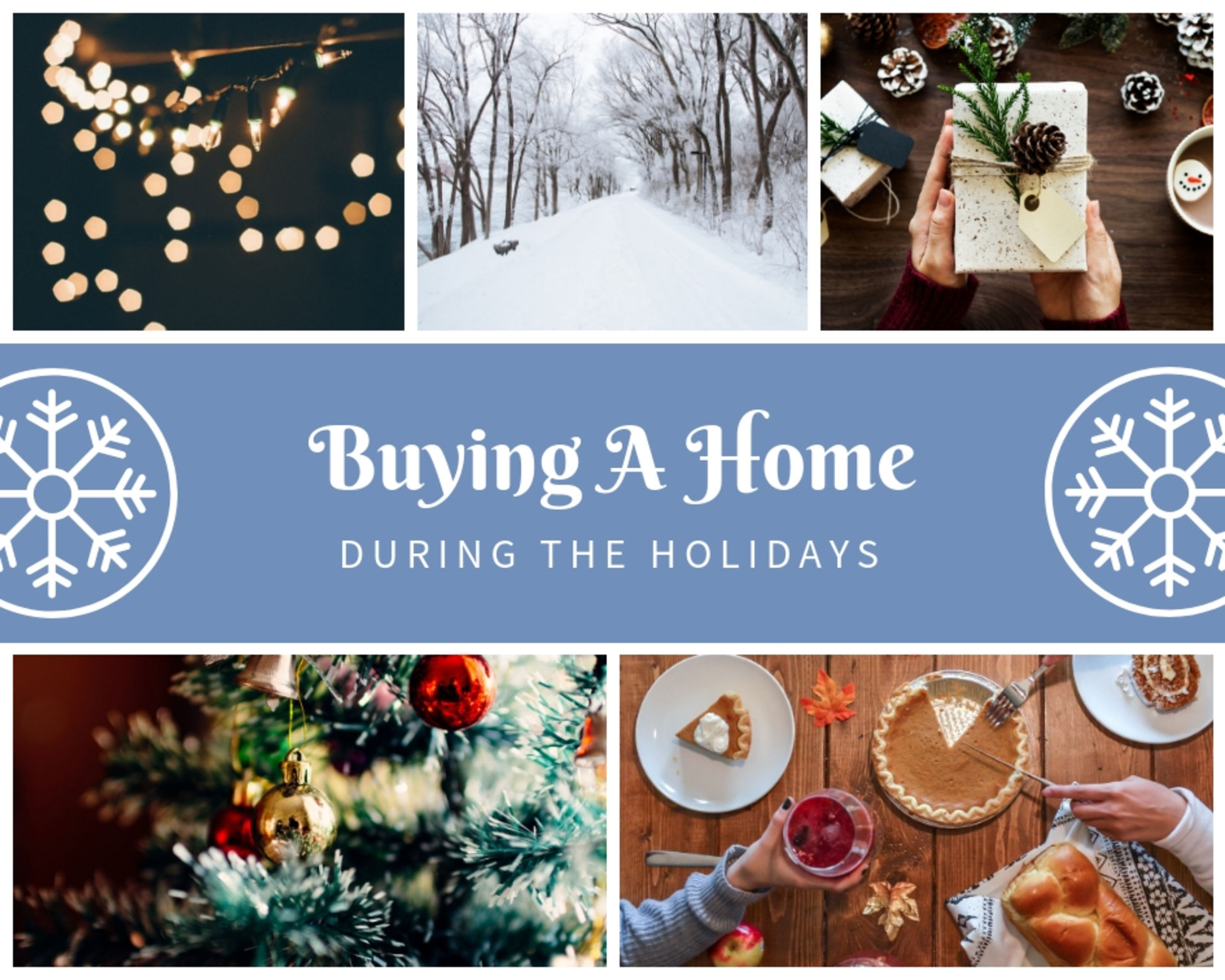 Buying A Home In Maryland During The Holidays