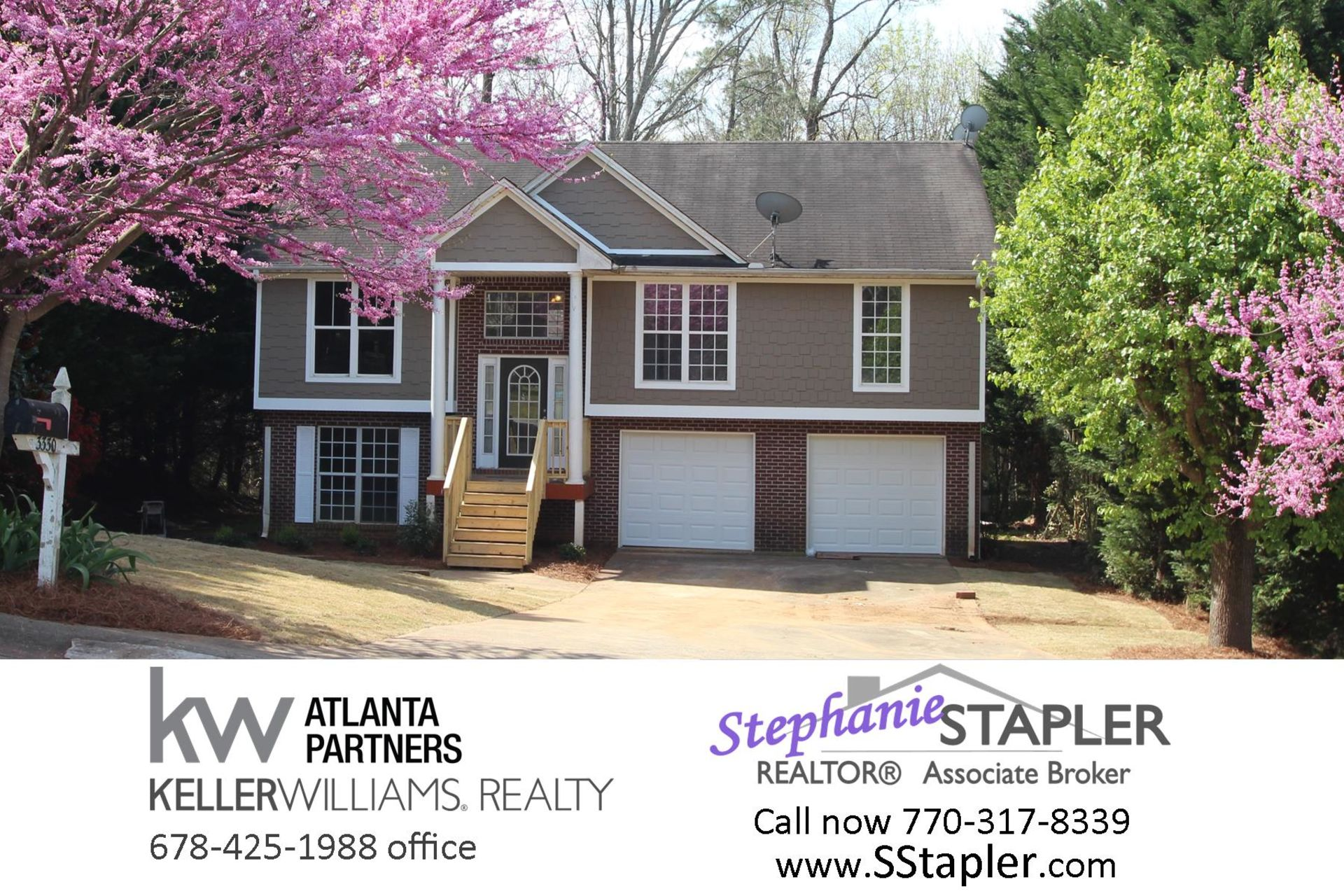 HOME FOR SALE Gainesville GA 5bd / 3ba & Stubbed for 2nd Kitchen