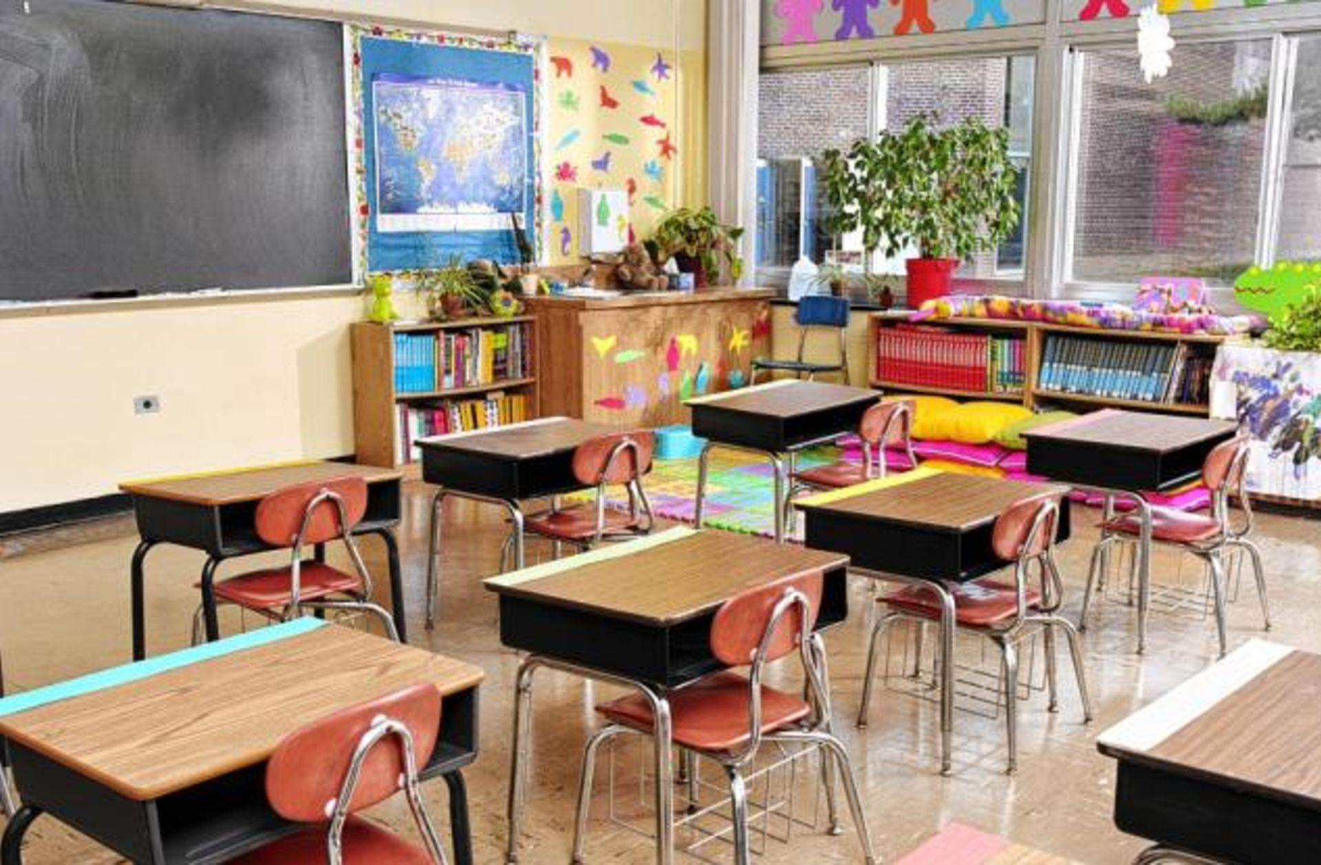 Does the School District Really Matter?