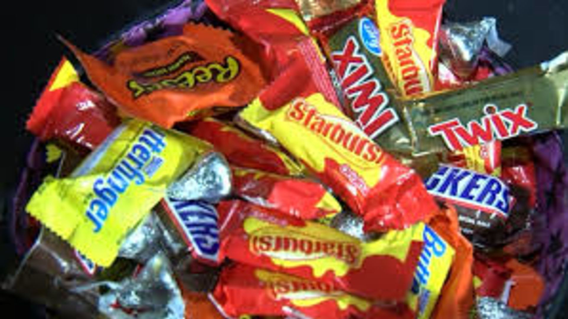 Trick-or-Treat, Halloween Candy Cheat Sheet