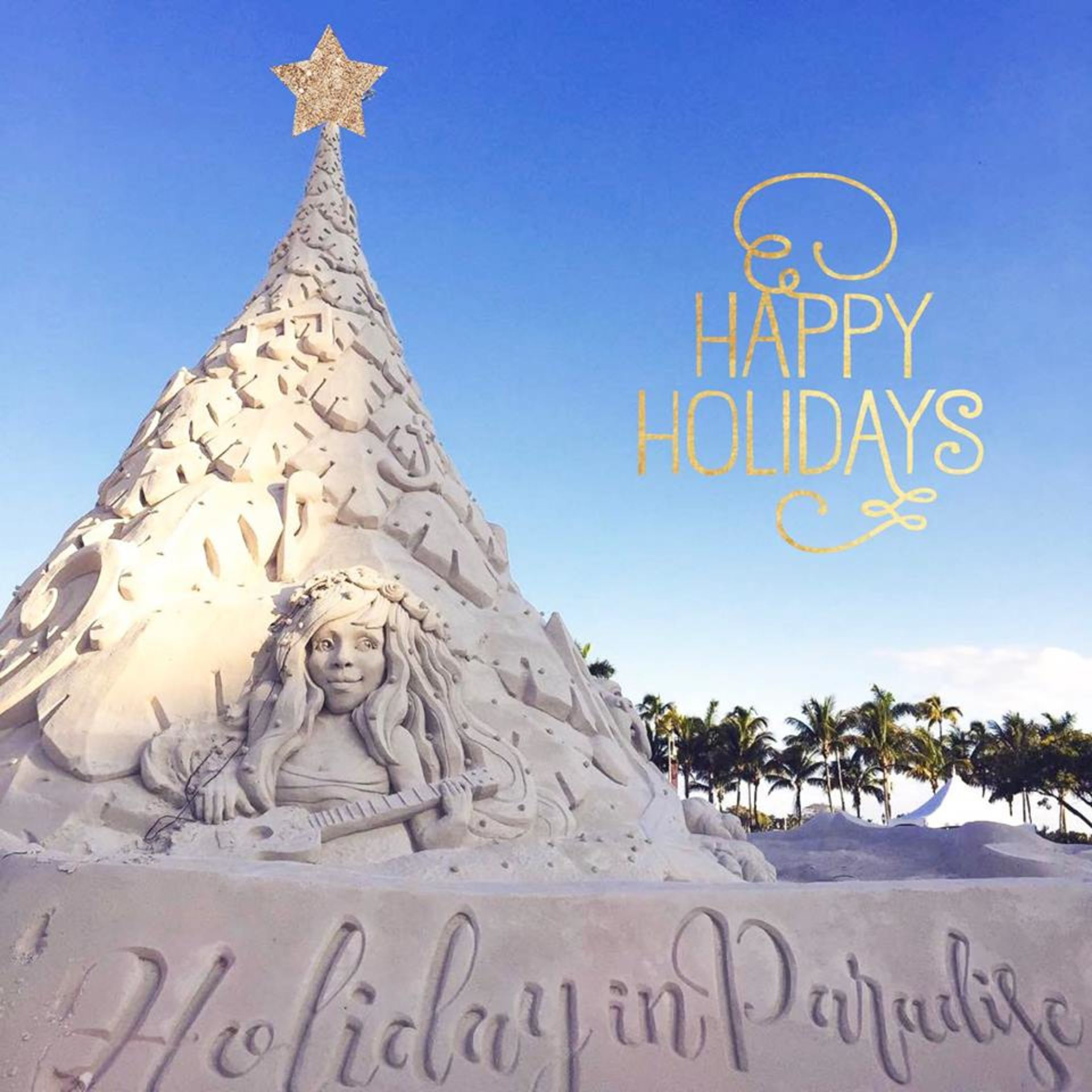 10 BEST HOLIDAY LIGHT DISPLAYS IN PALM BEACH COUNTY