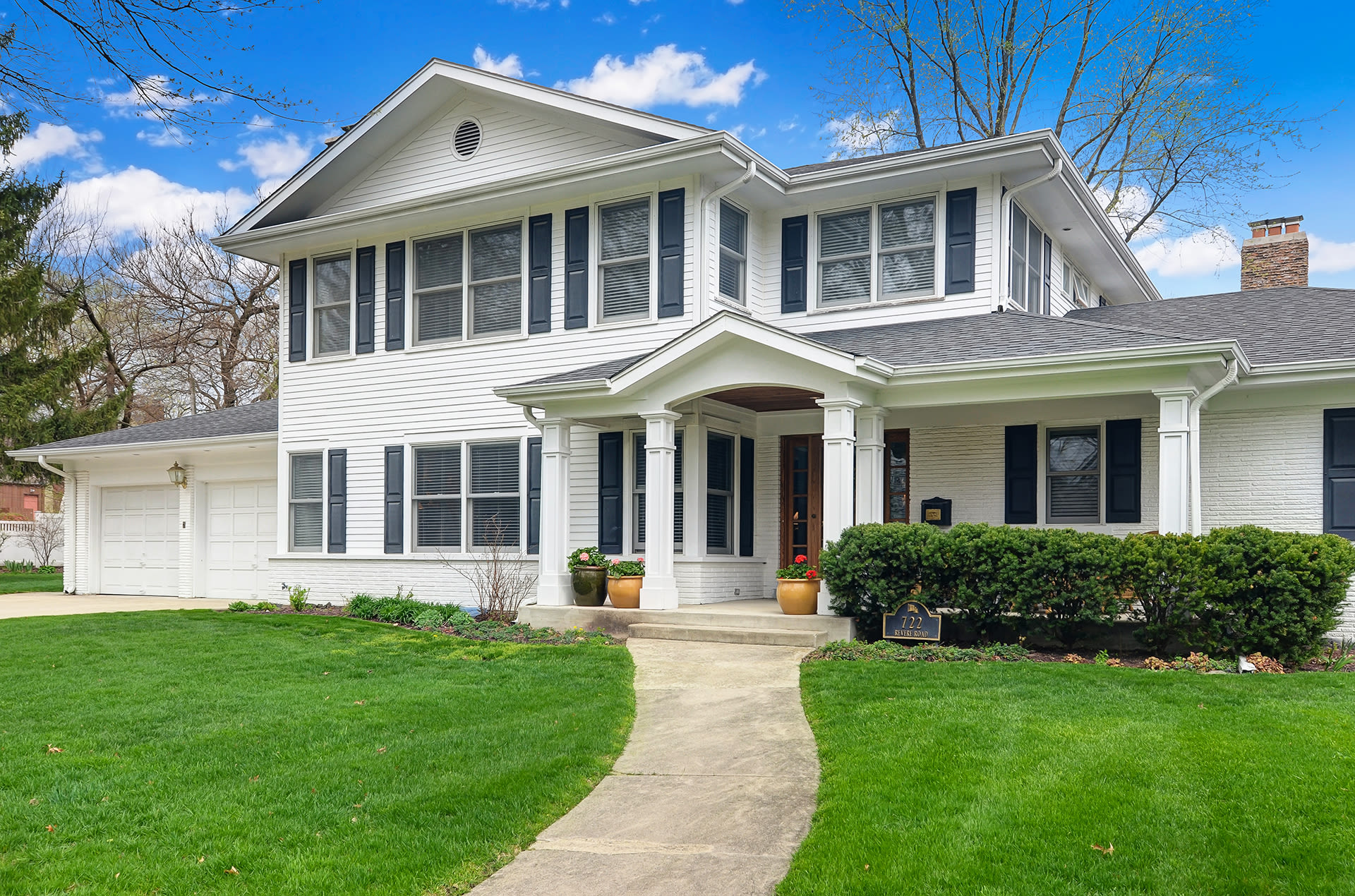 Home For Sale In Glen Ellyn, IL:  722 Revere Road, Glen Ellyn, IL