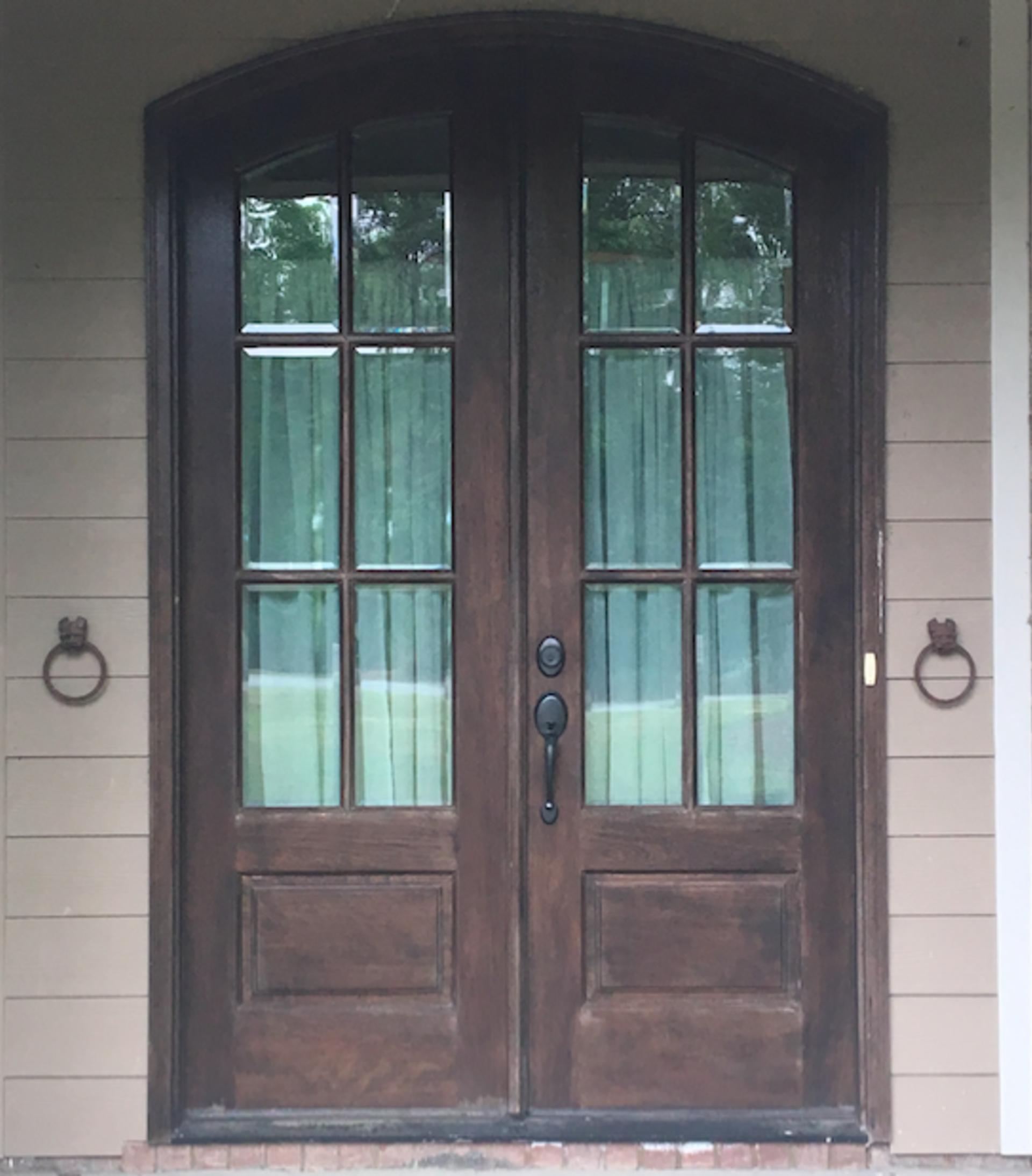 Check your front door!