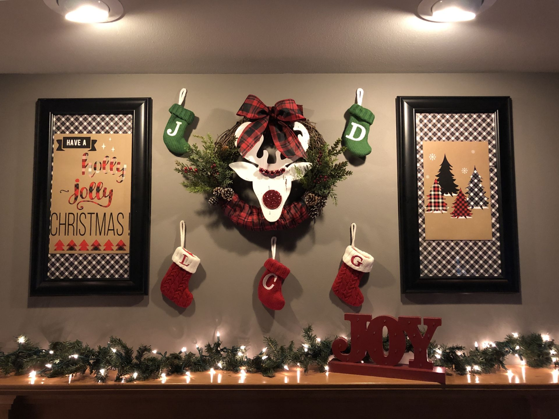 DIY Holidays Decorating Ideas