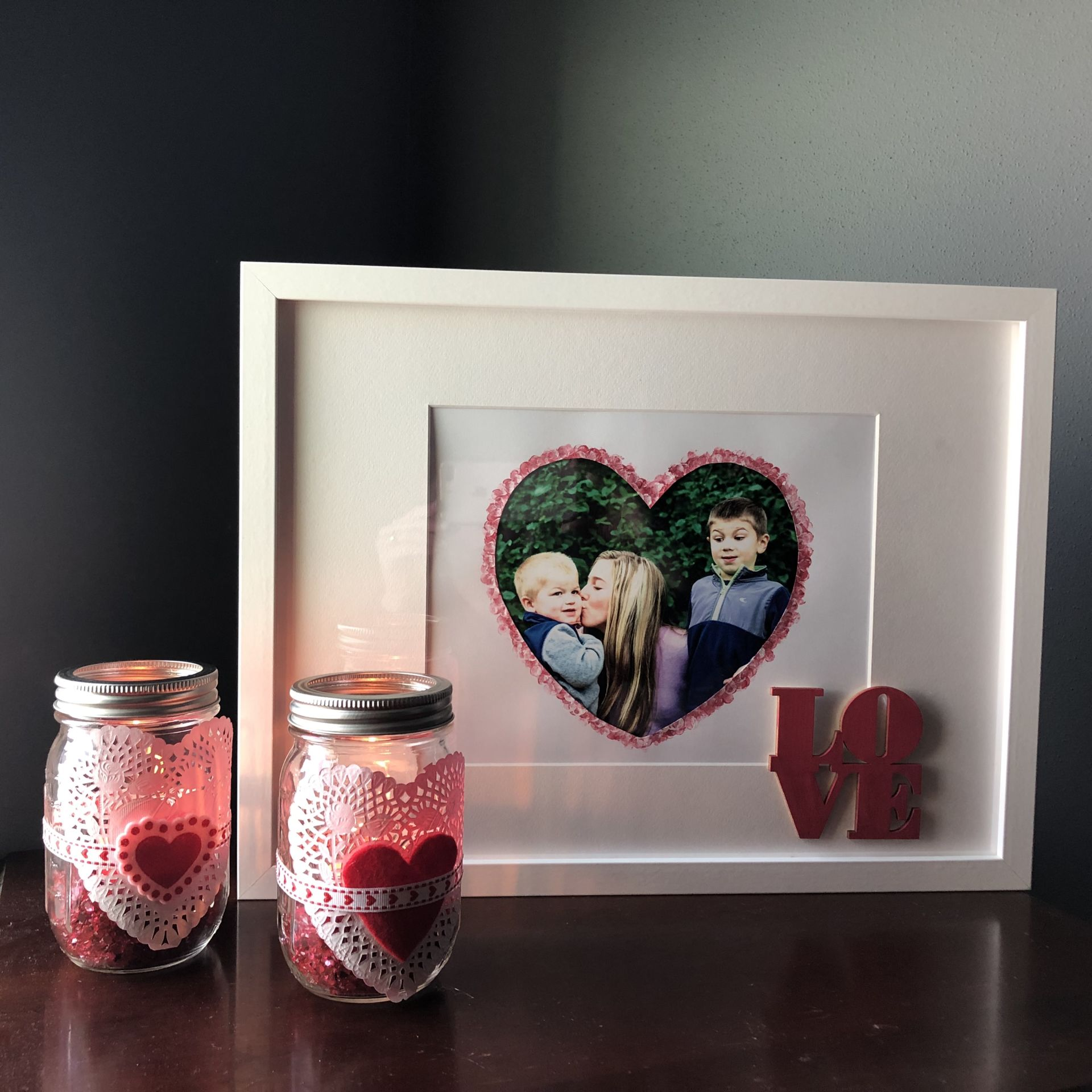 Valentine's Craft Event – Father Daughter Team