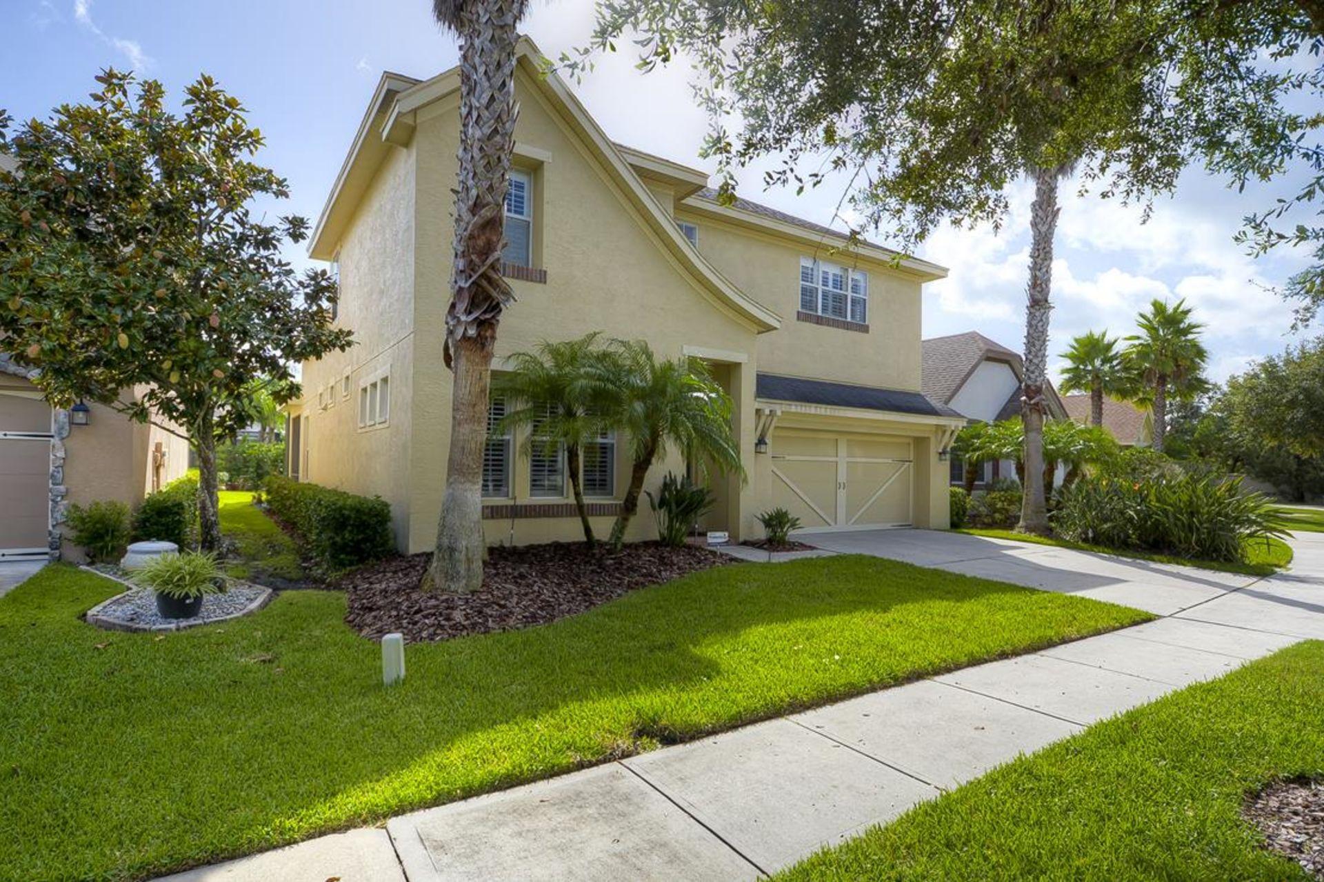 LEASED – 14607 Mondavi Ct, Tampa FL 33626