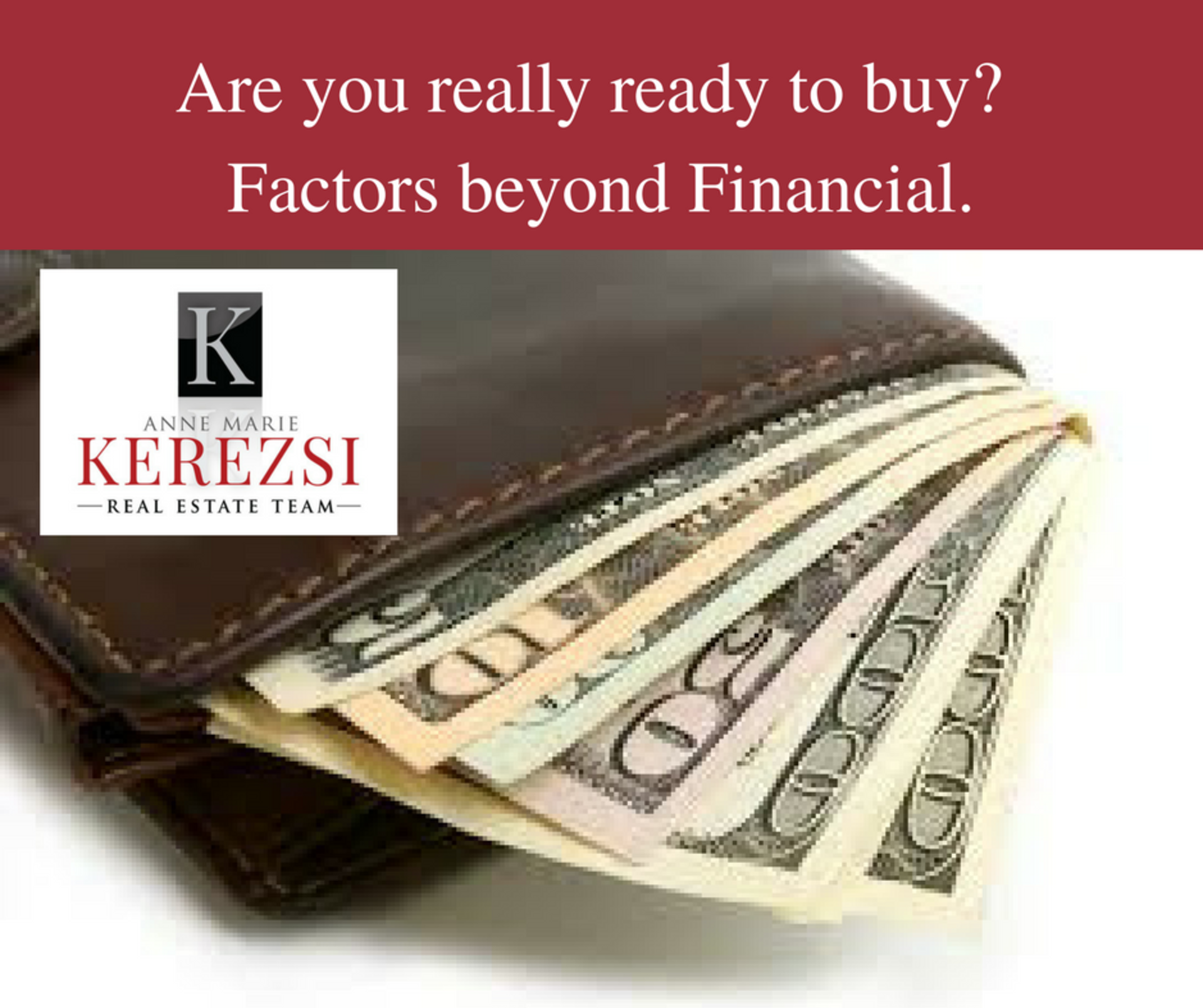 Are You Really Ready to Buy? Factors Beyond Financial (from HomeKeepr)