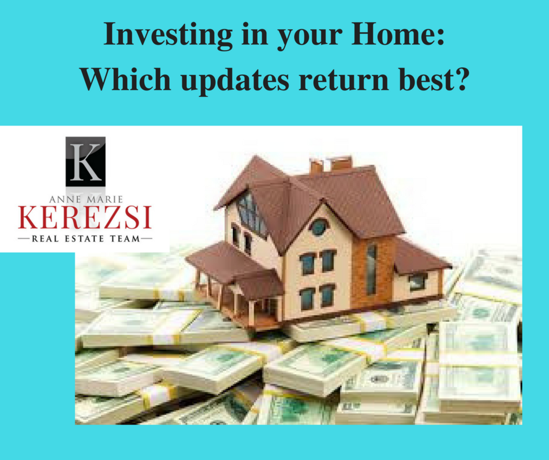 Investing In Your Home: Which Updates Return Best? (from HomeKeepr)
